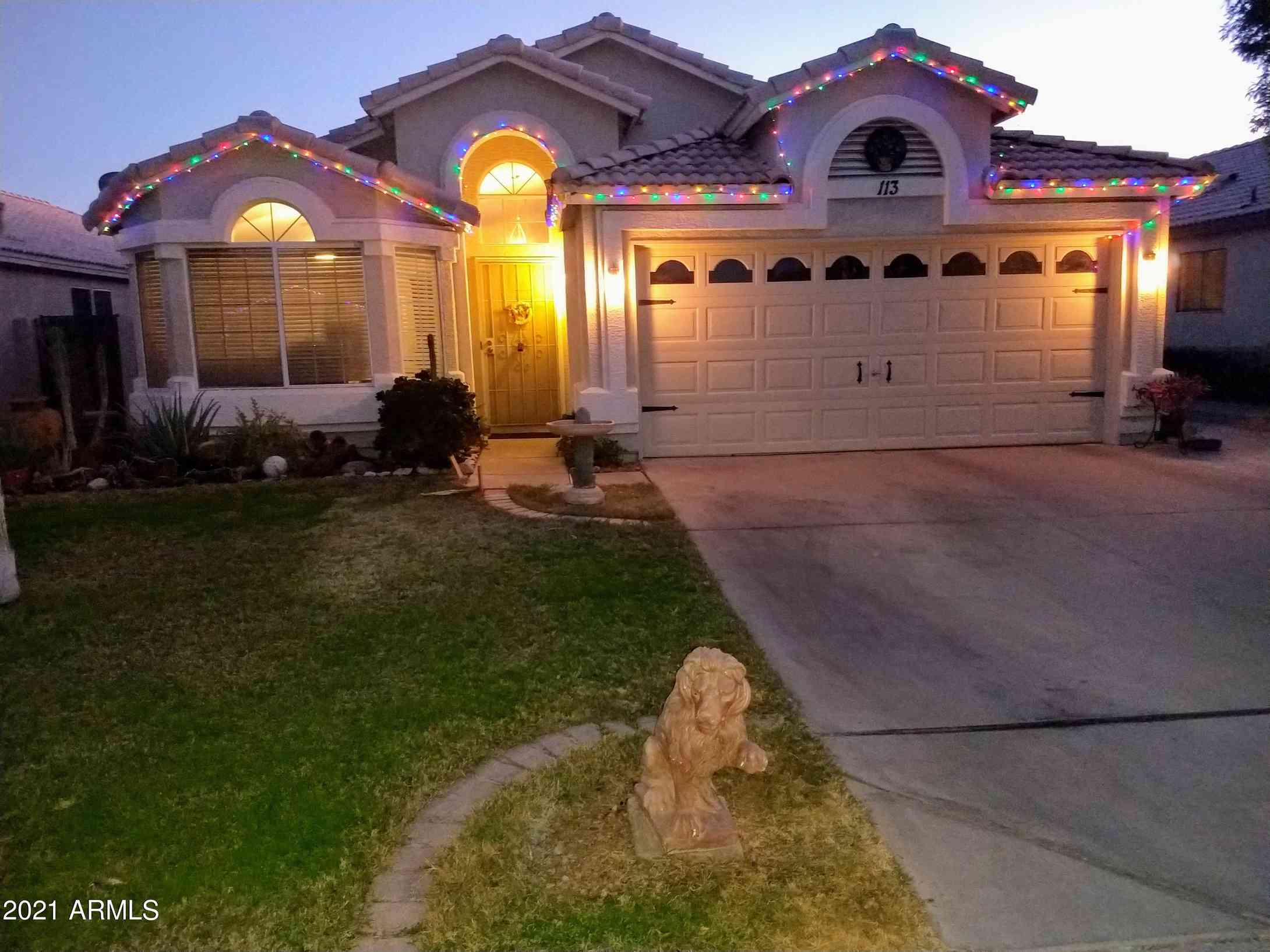 113 W SMOKE TREE Road, Gilbert, AZ, 85233,