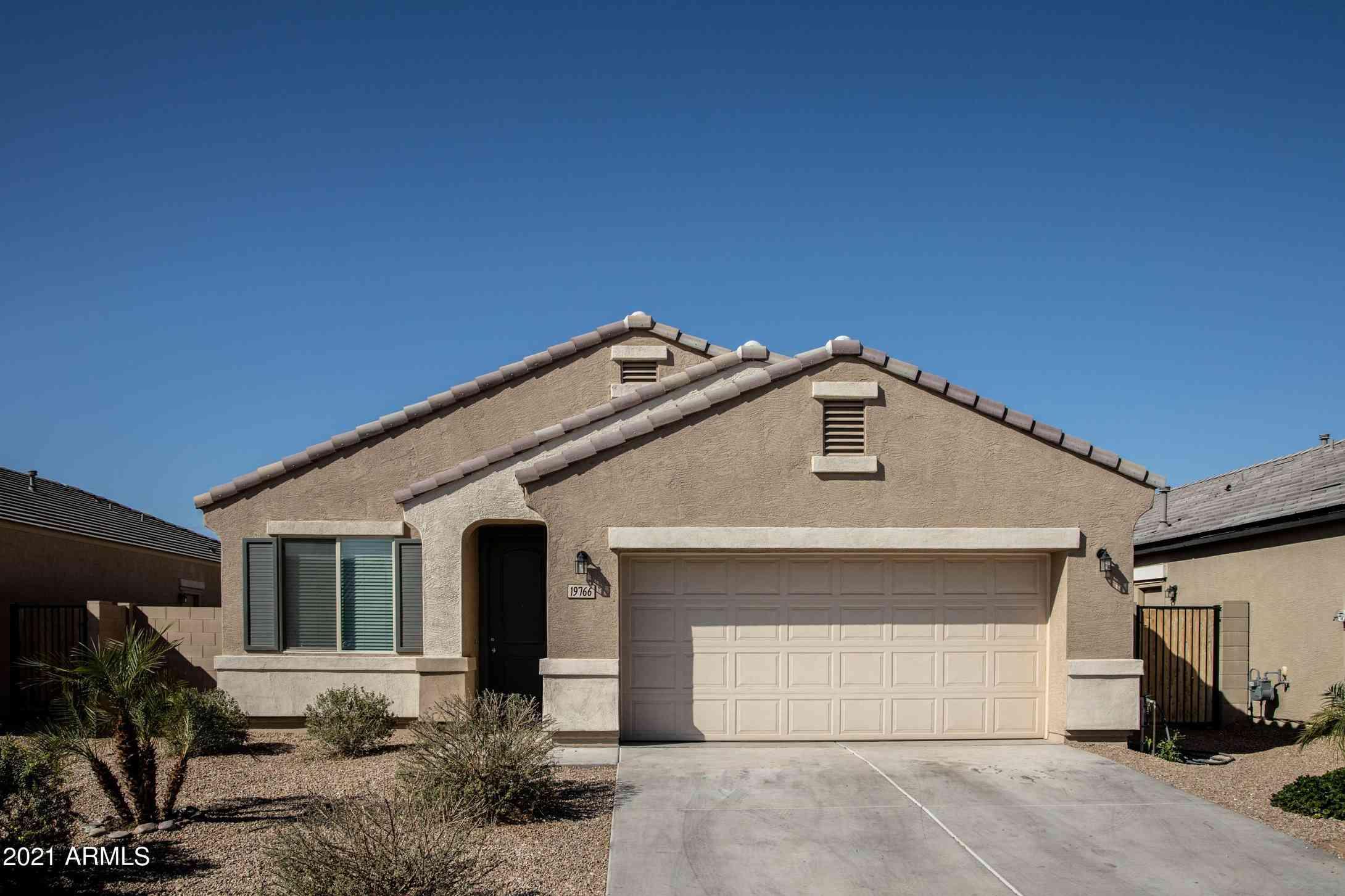 19766 N LIEF Road, Maricopa, AZ, 85138,
