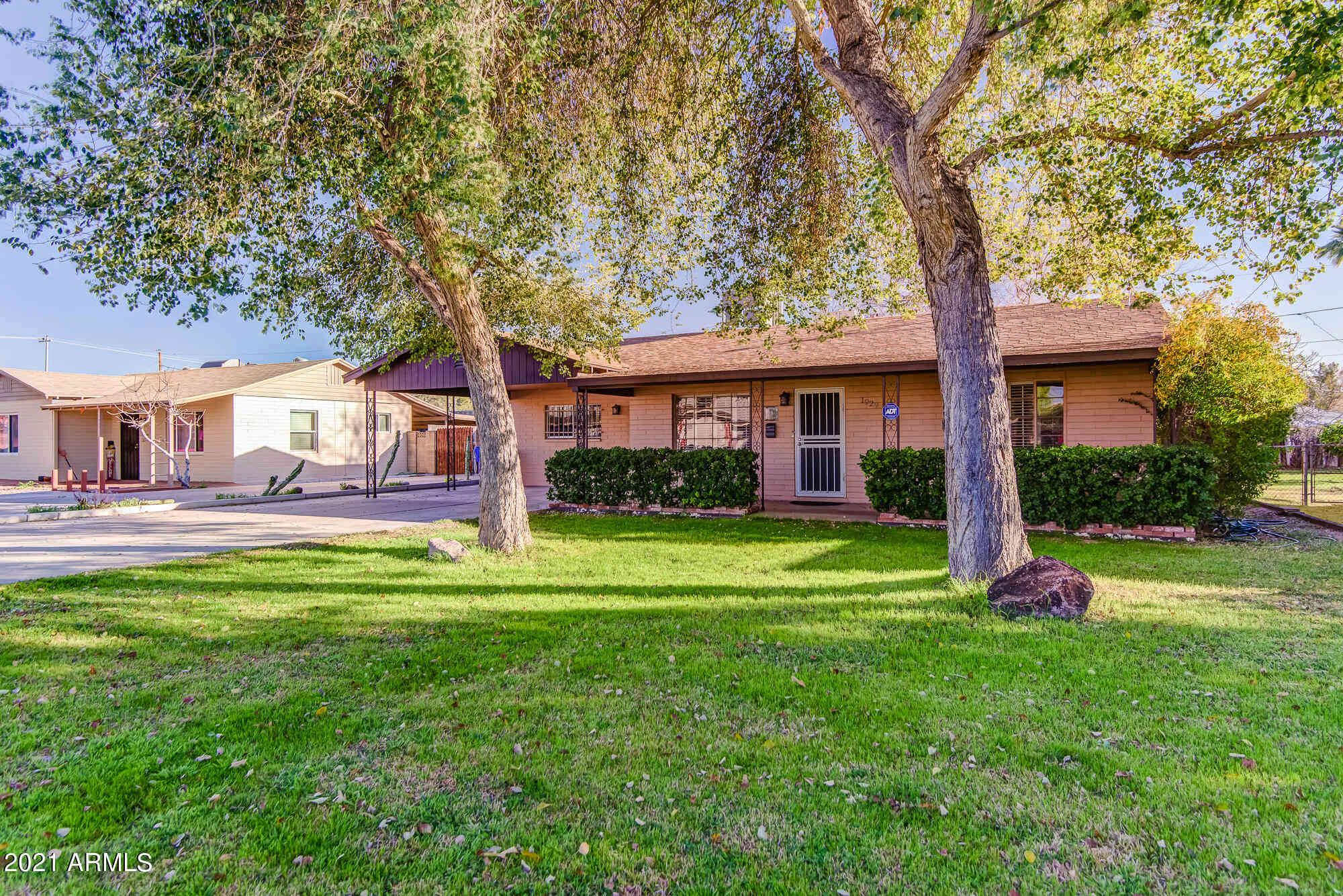 1929 E FAIRMOUNT Avenue, Phoenix, AZ, 85016,