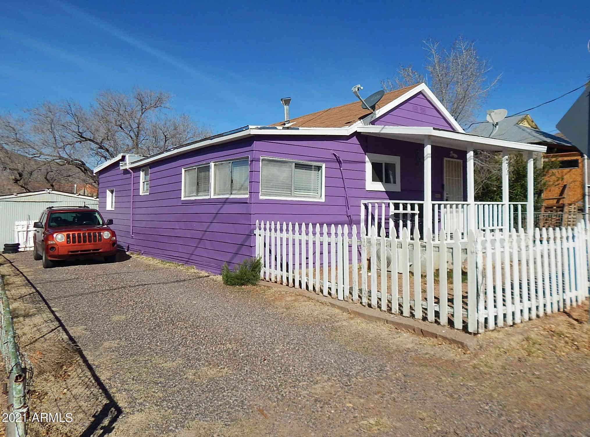 211 A Street, Bisbee, AZ, 85603,