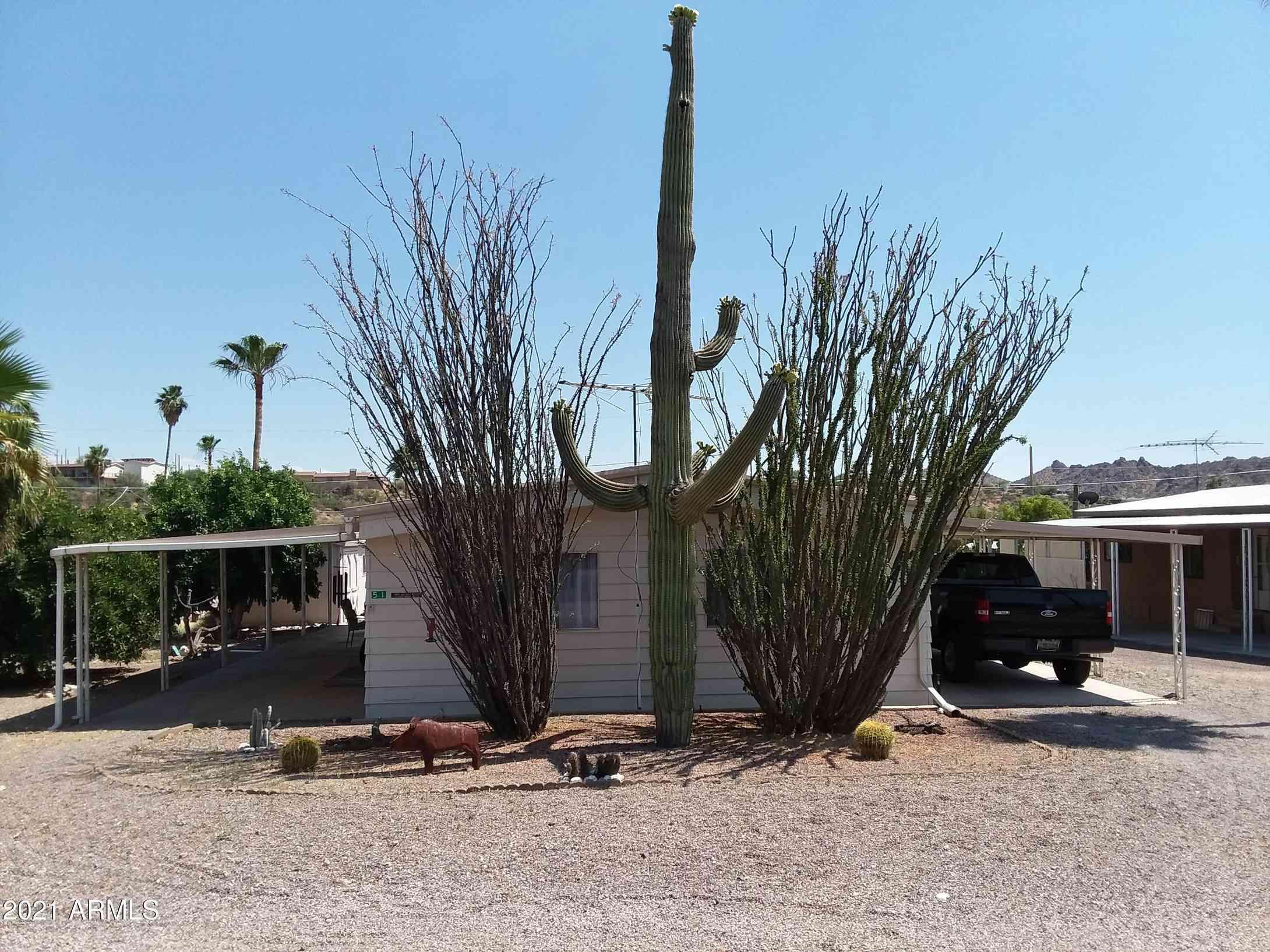 51 E DONNA Drive, Queen Valley, AZ, 85118,