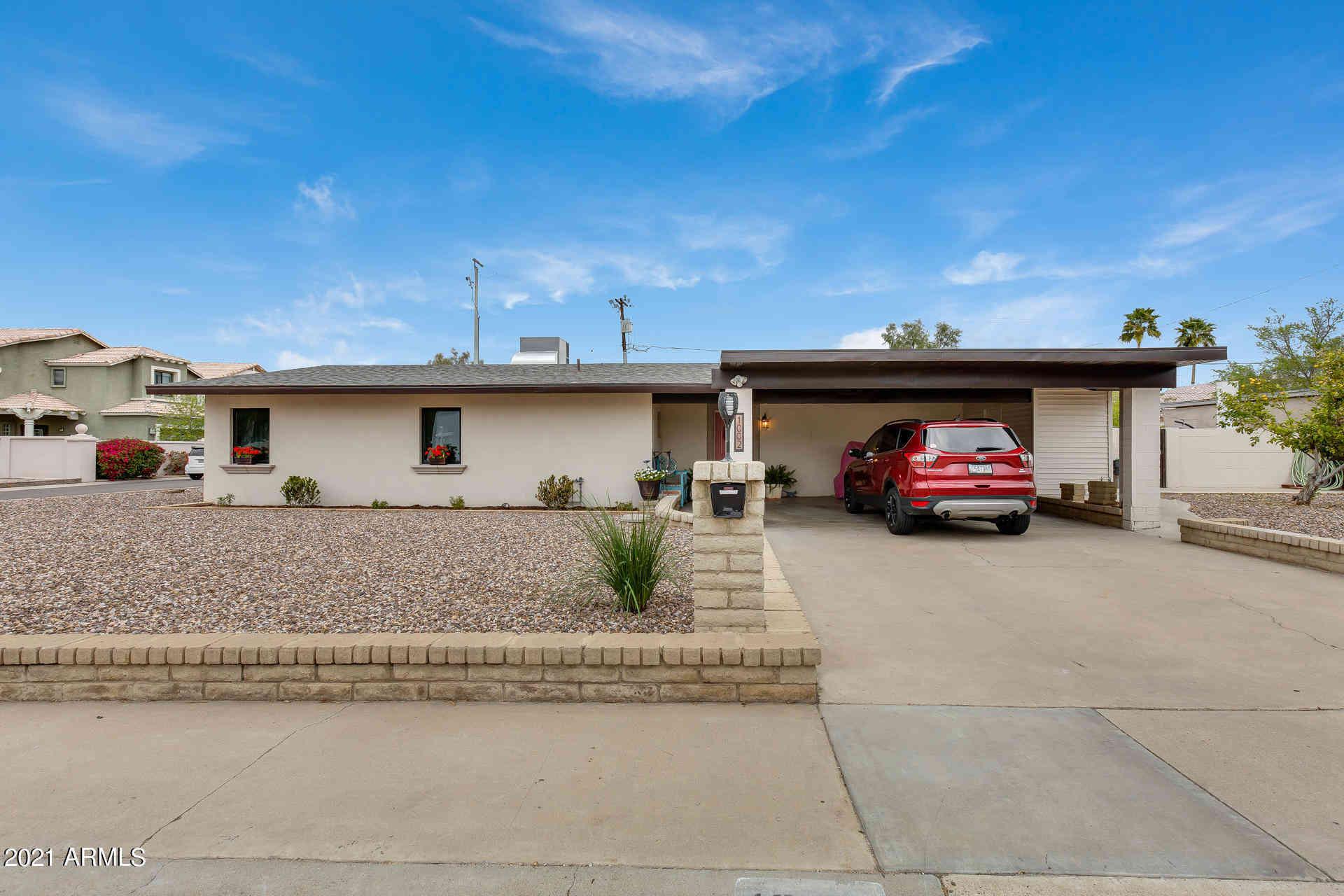 1002 E HARMONT Drive, Phoenix, AZ, 85020,
