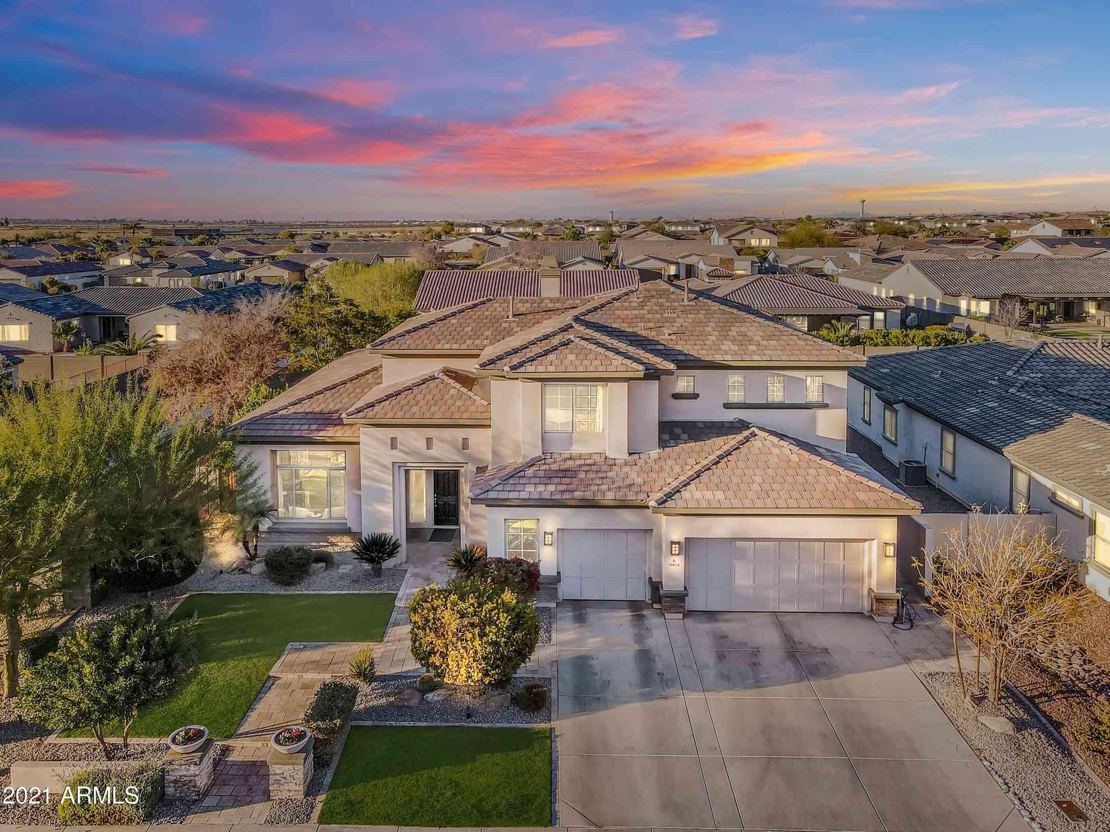 14854 W ESCONDIDO Drive S, Litchfield Park, AZ, 85340,