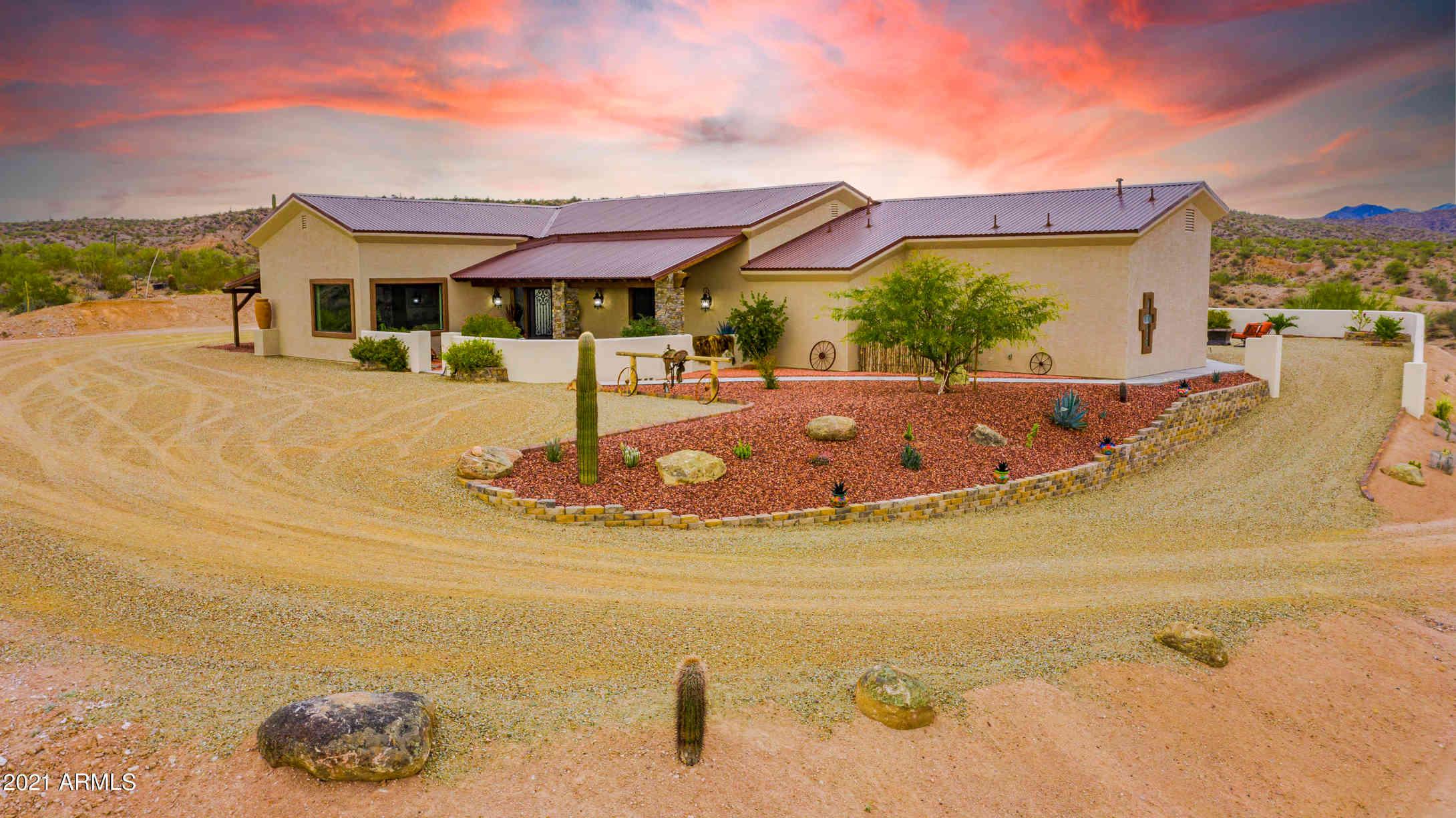 1555 Caballos Trail, Wickenburg, AZ, 85390,