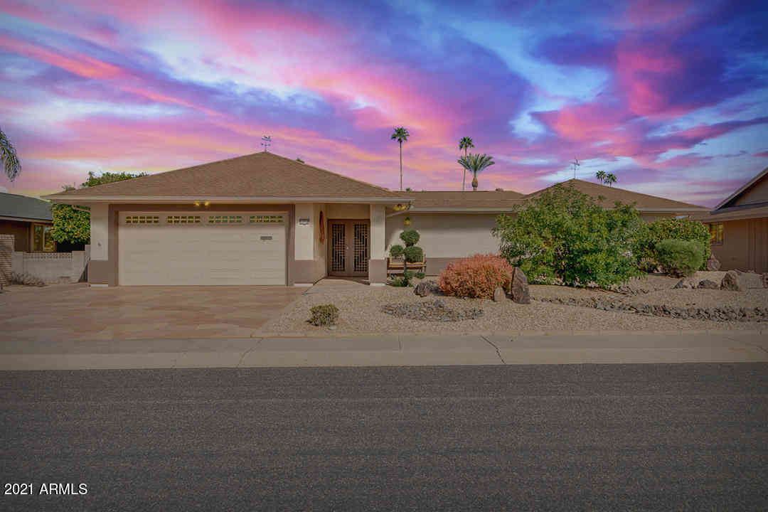 10738 W TROPICANA Circle, Sun City, AZ, 85351,