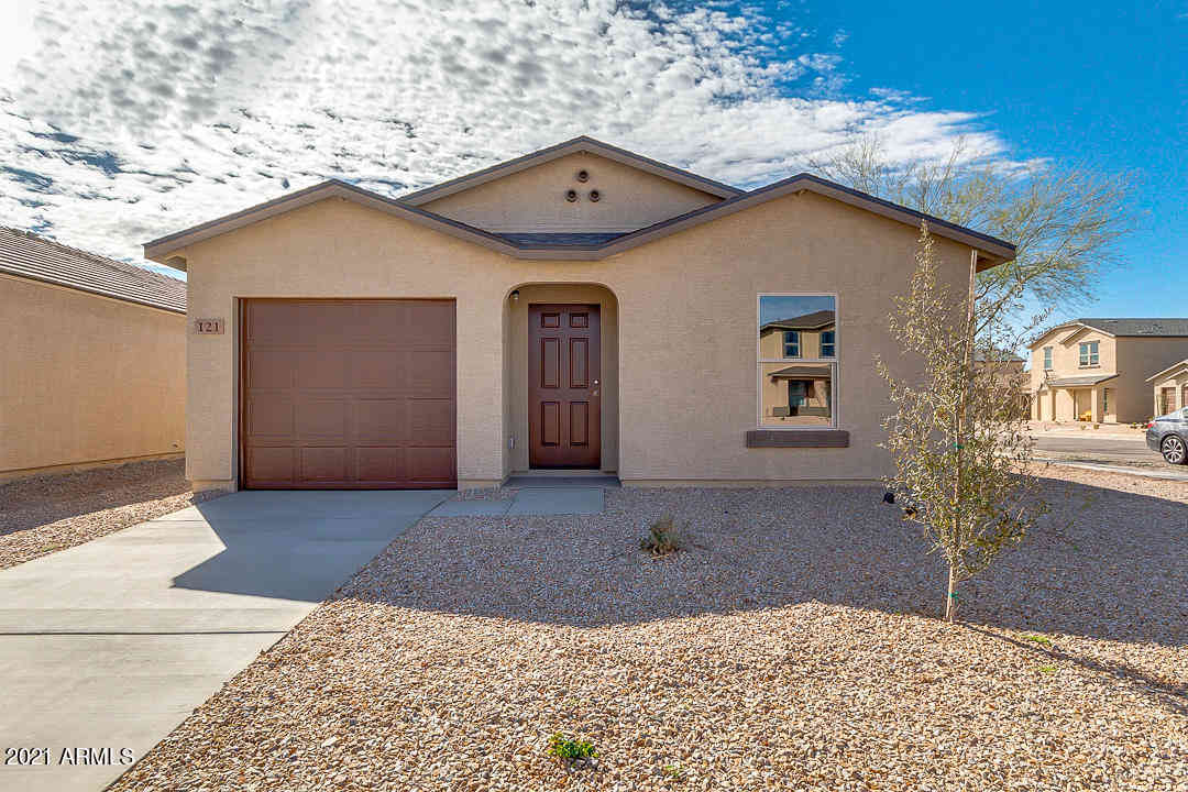 121 E TAYLOR Avenue, Coolidge, AZ, 85128,