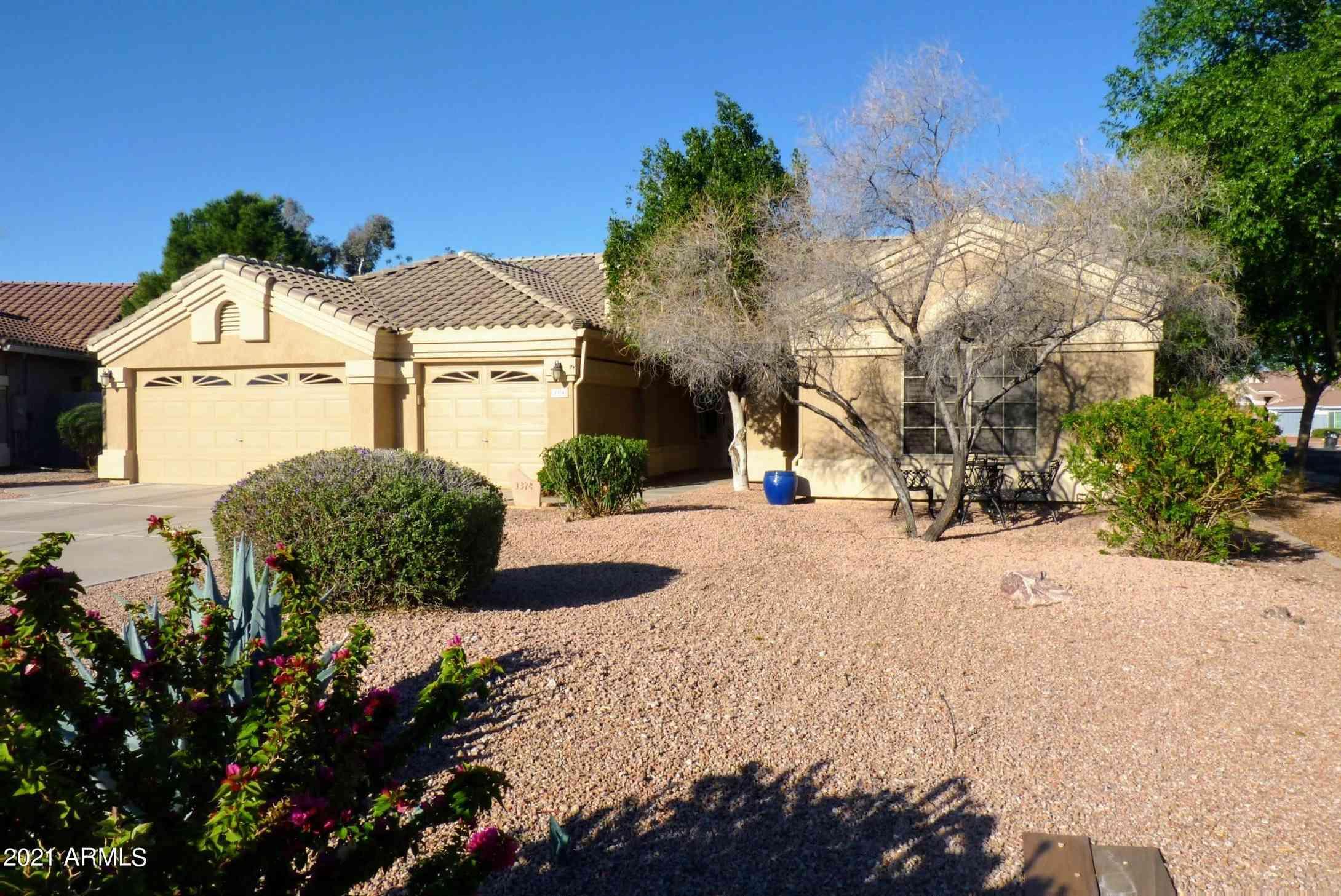 1374 S SPARTAN Street, Gilbert, AZ, 85233,