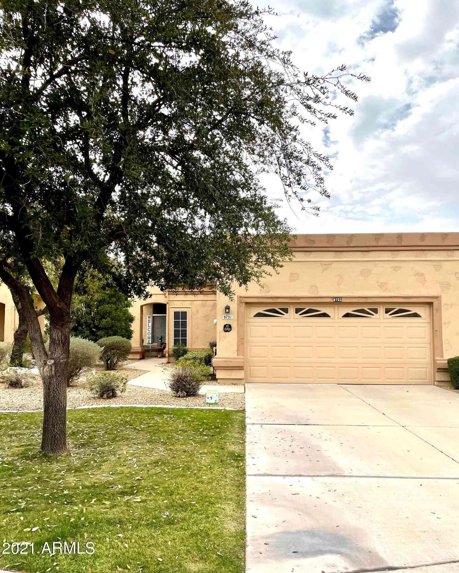 9721 W MCRAE Way, Peoria, AZ, 85382,