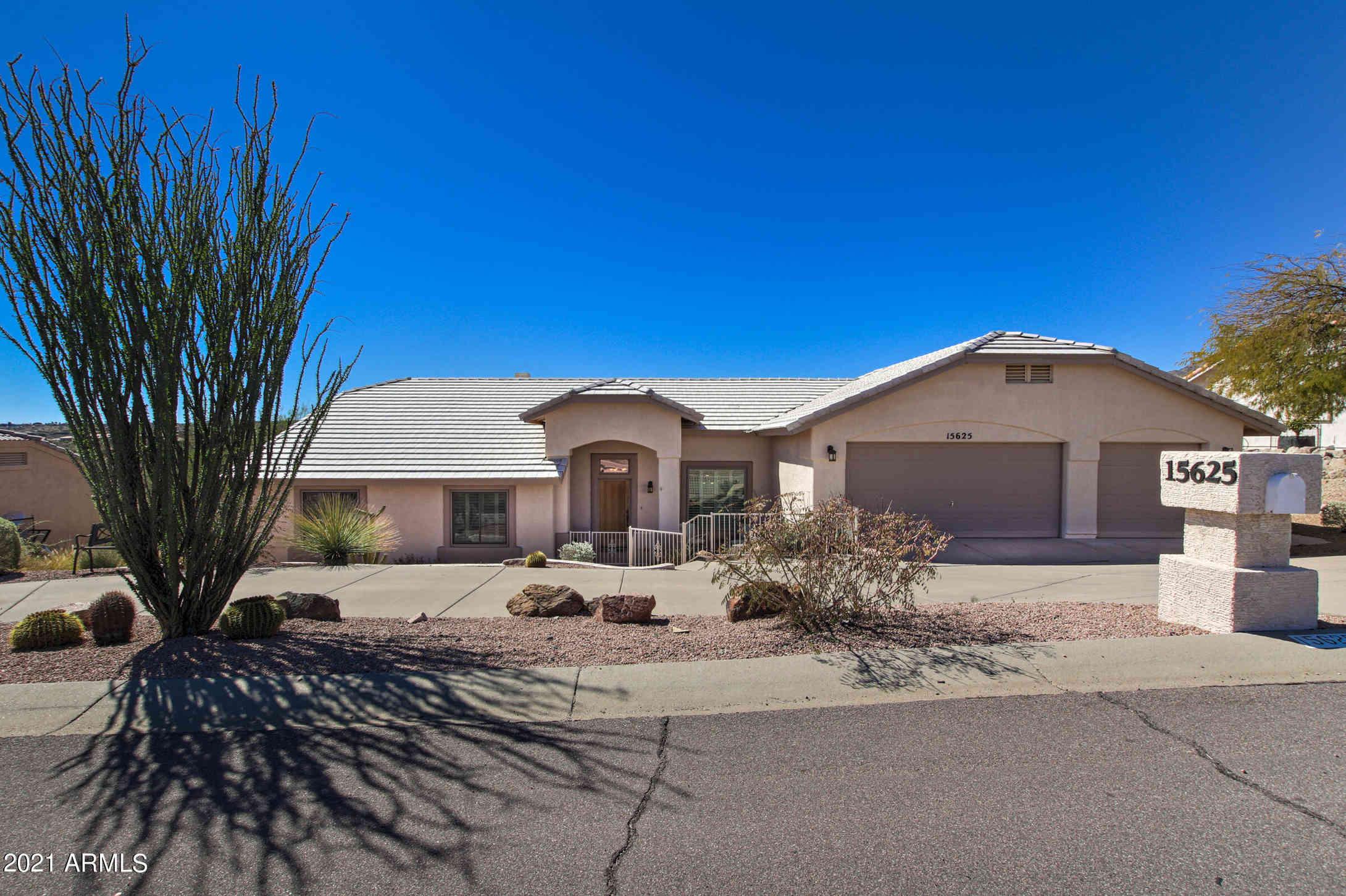 15625 E GOLDEN EAGLE Boulevard, Fountain Hills, AZ, 85268,