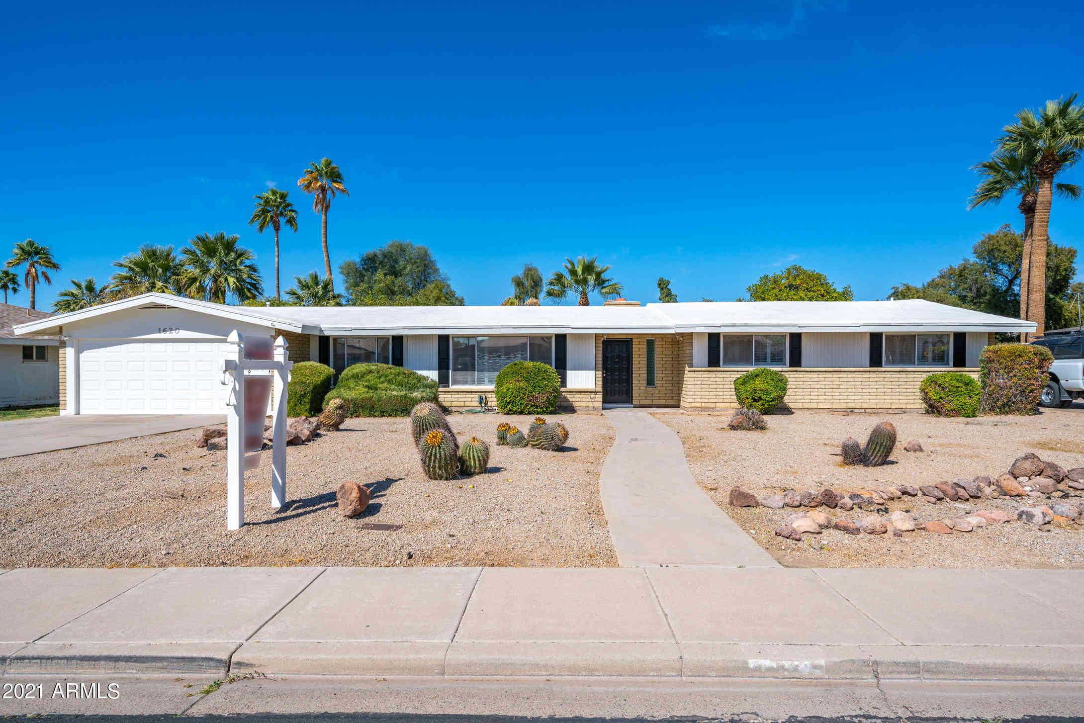 1620 E GLENCOVE Street, Mesa, AZ, 85203,