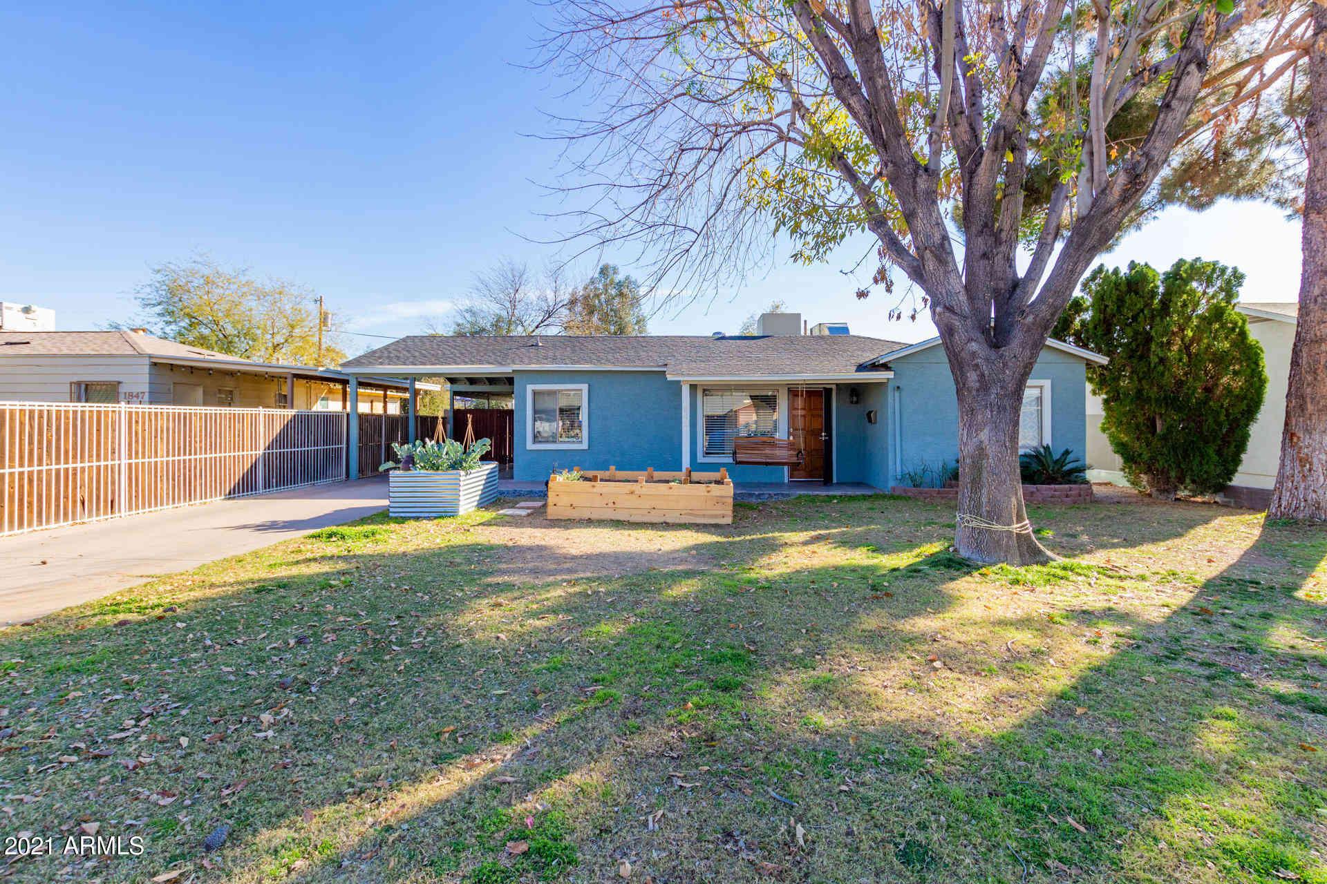 1843 E TURNEY Avenue, Phoenix, AZ, 85016,