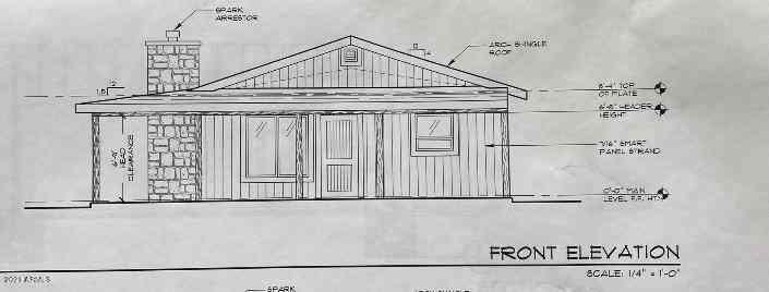 2877 W Curtis Ranch Road, Paulden, AZ, 86334,