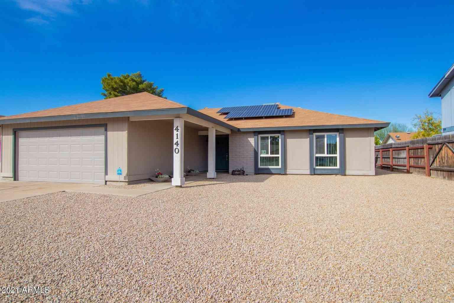 4140 W Evans Drive, Phoenix, AZ, 85053,