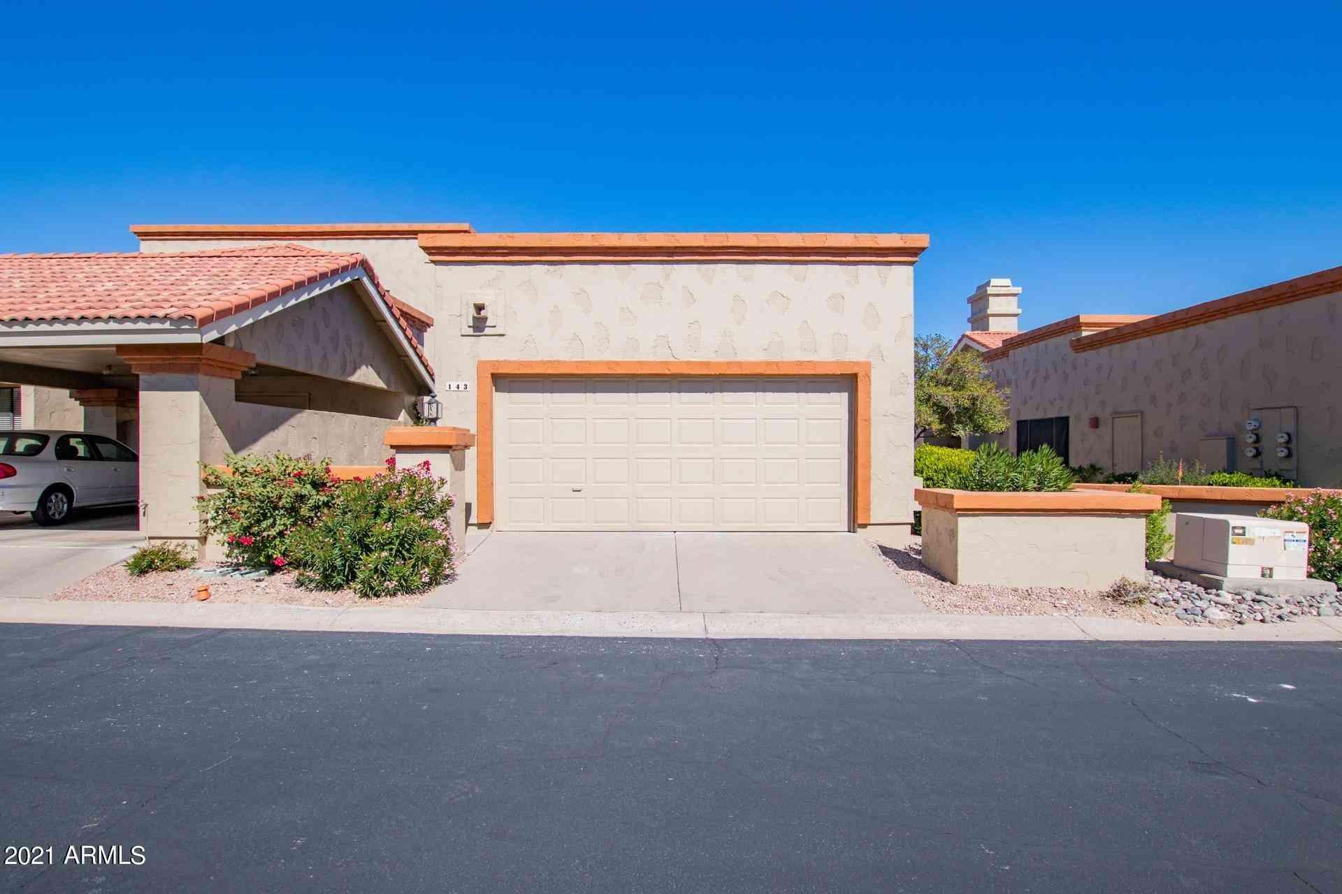16714 E GUNSIGHT Drive #143, Fountain Hills, AZ, 85268,