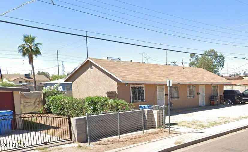 2301 E TAYLOR Street, Phoenix, AZ, 85006,
