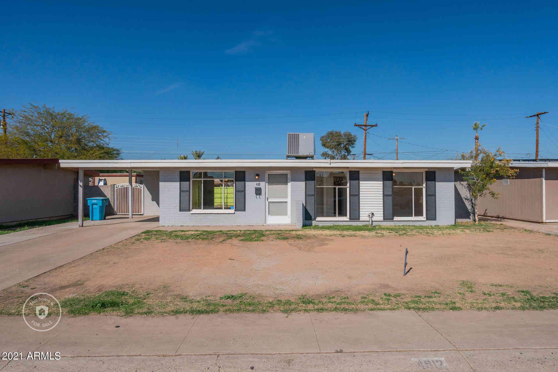 4912 W CLARENDON Avenue, Phoenix, AZ, 85031,