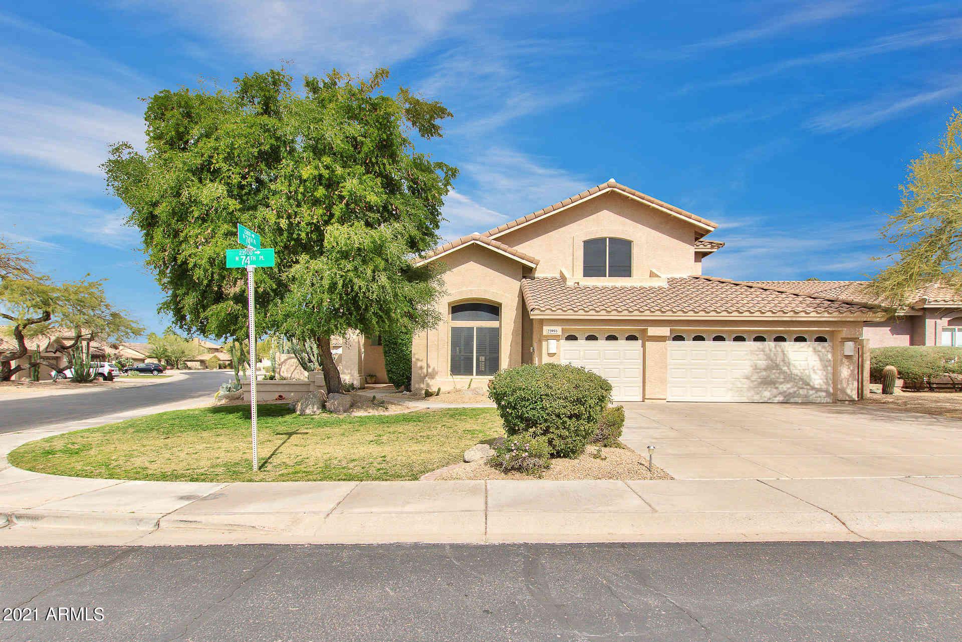 23993 N 74TH Place, Scottsdale, AZ, 85255,