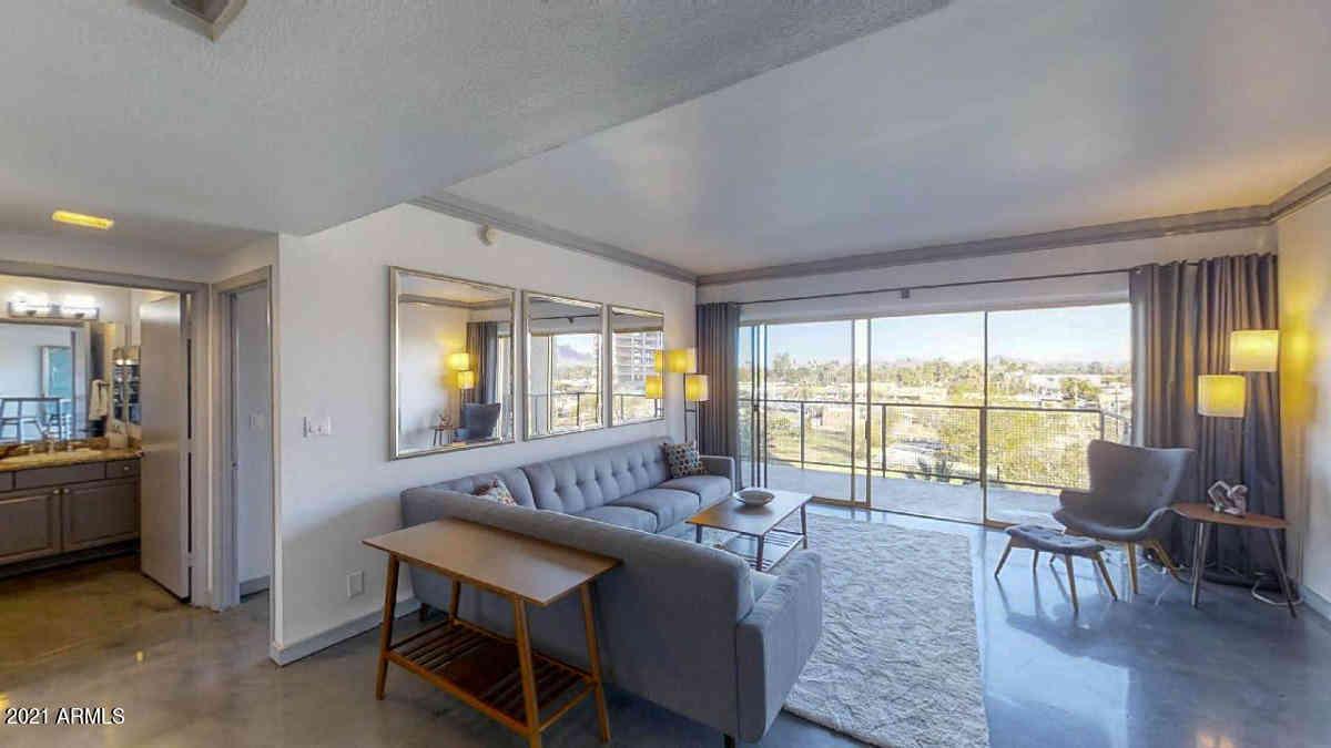 4750 N CENTRAL Avenue #5N, Phoenix, AZ, 85012,