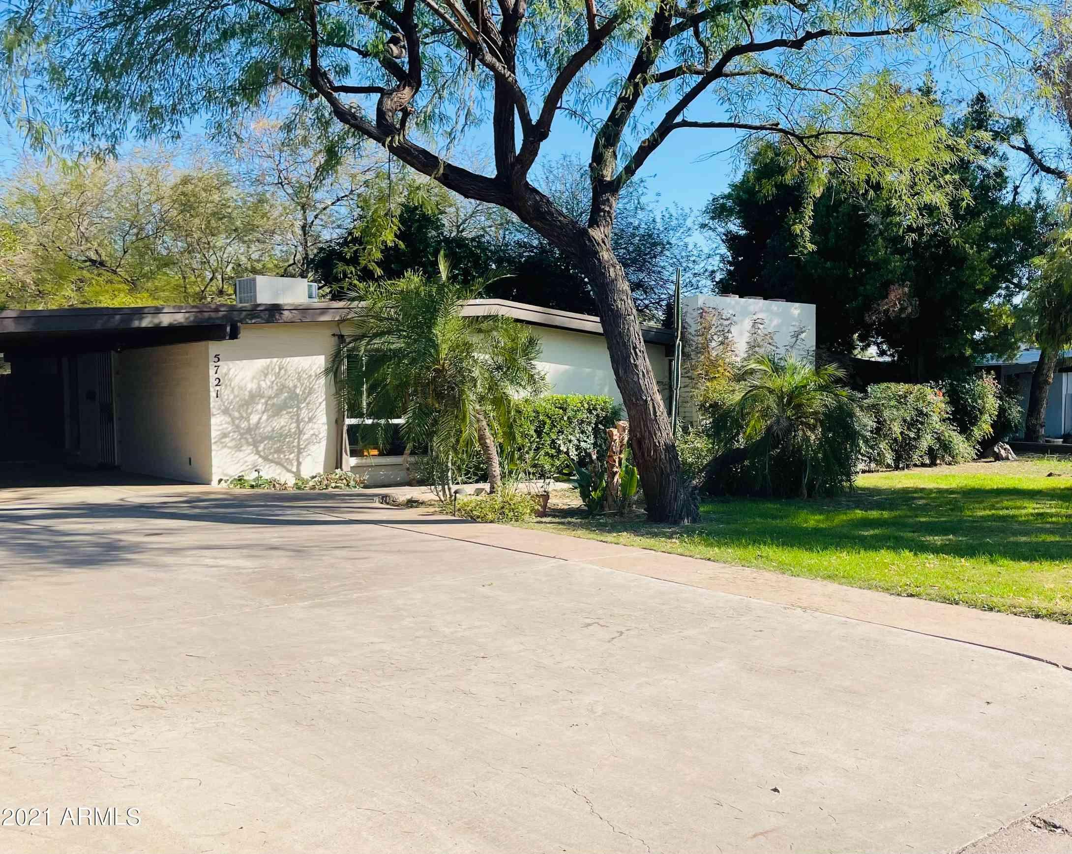 5721 N 10TH Street, Phoenix, AZ, 85014,