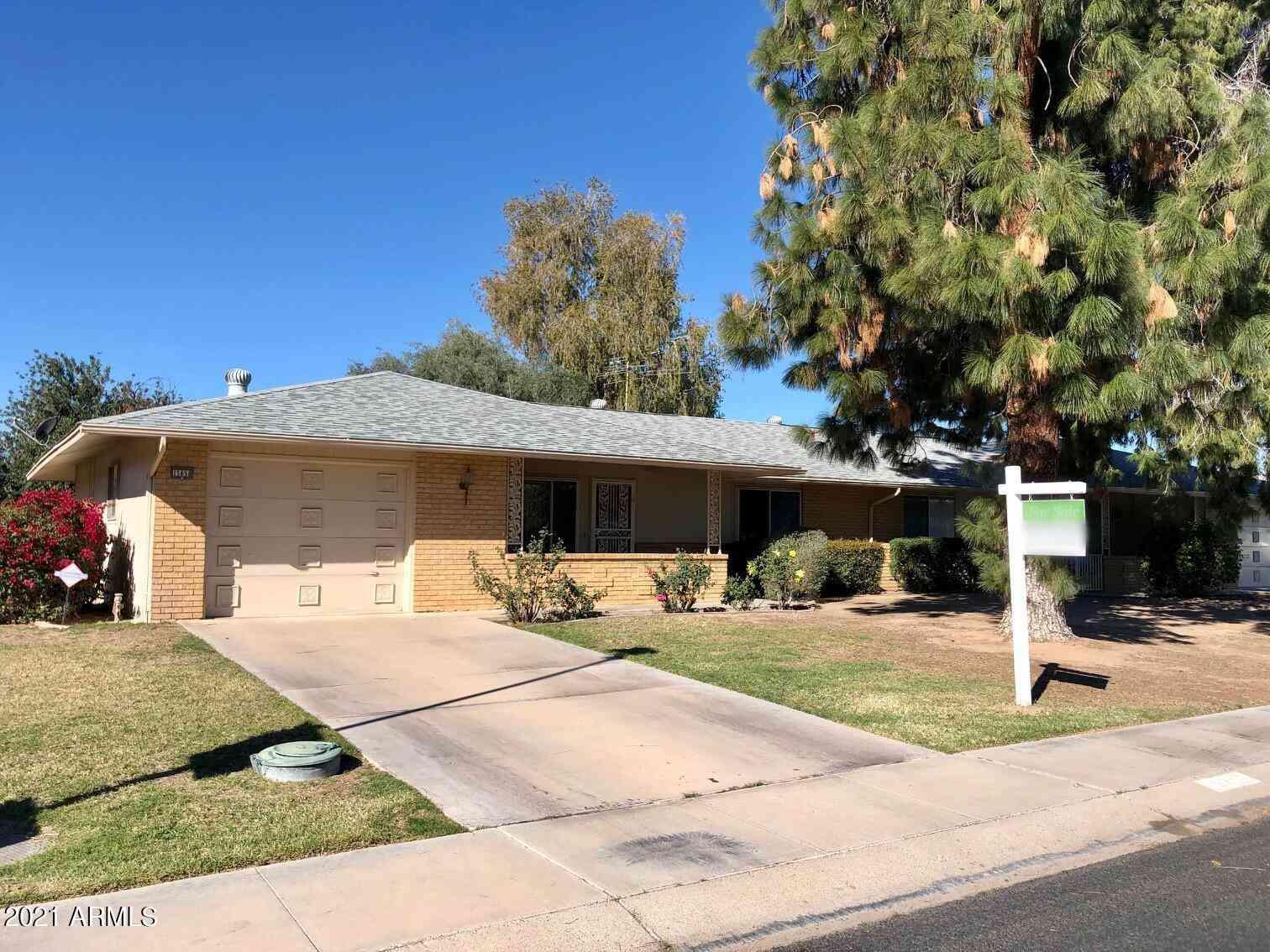 15658 N LAKEFOREST Drive, Sun City, AZ, 85351,
