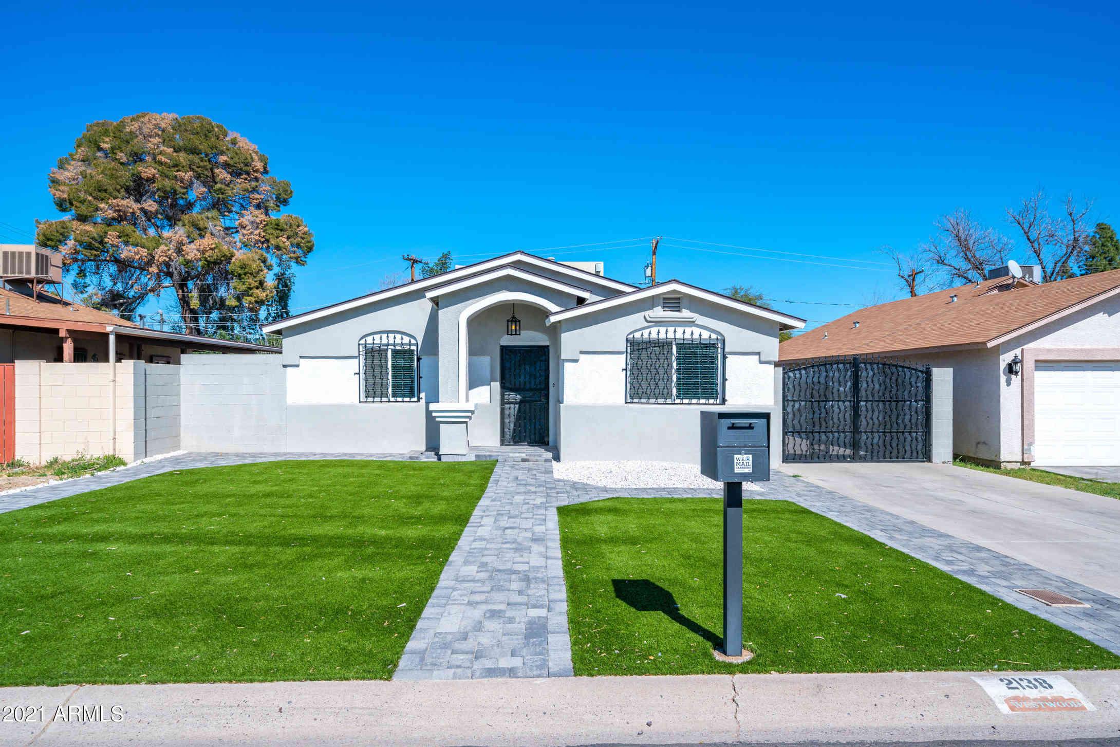 2138 W ELM Street, Phoenix, AZ, 85015,
