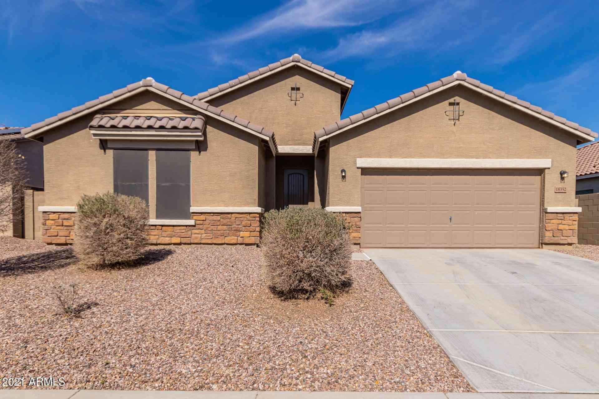 18352 W ONYX Avenue, Waddell, AZ, 85355,