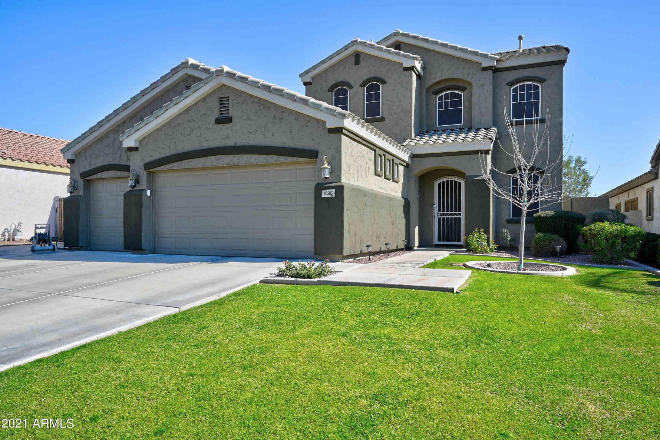 10583 W DESERT STAR Lane, Peoria, AZ, 85382,