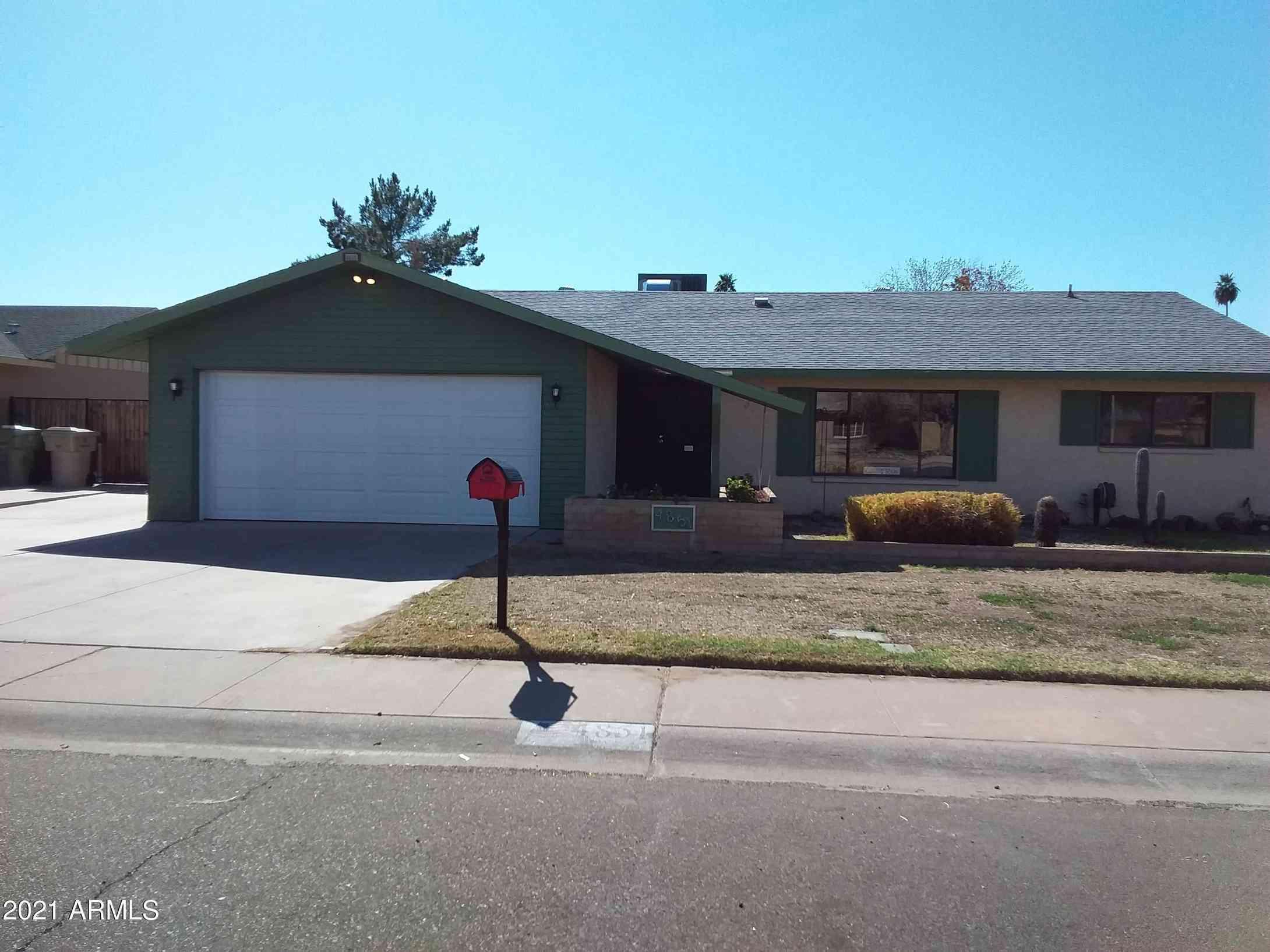 4851 W FRIER Drive, Glendale, AZ, 85301,