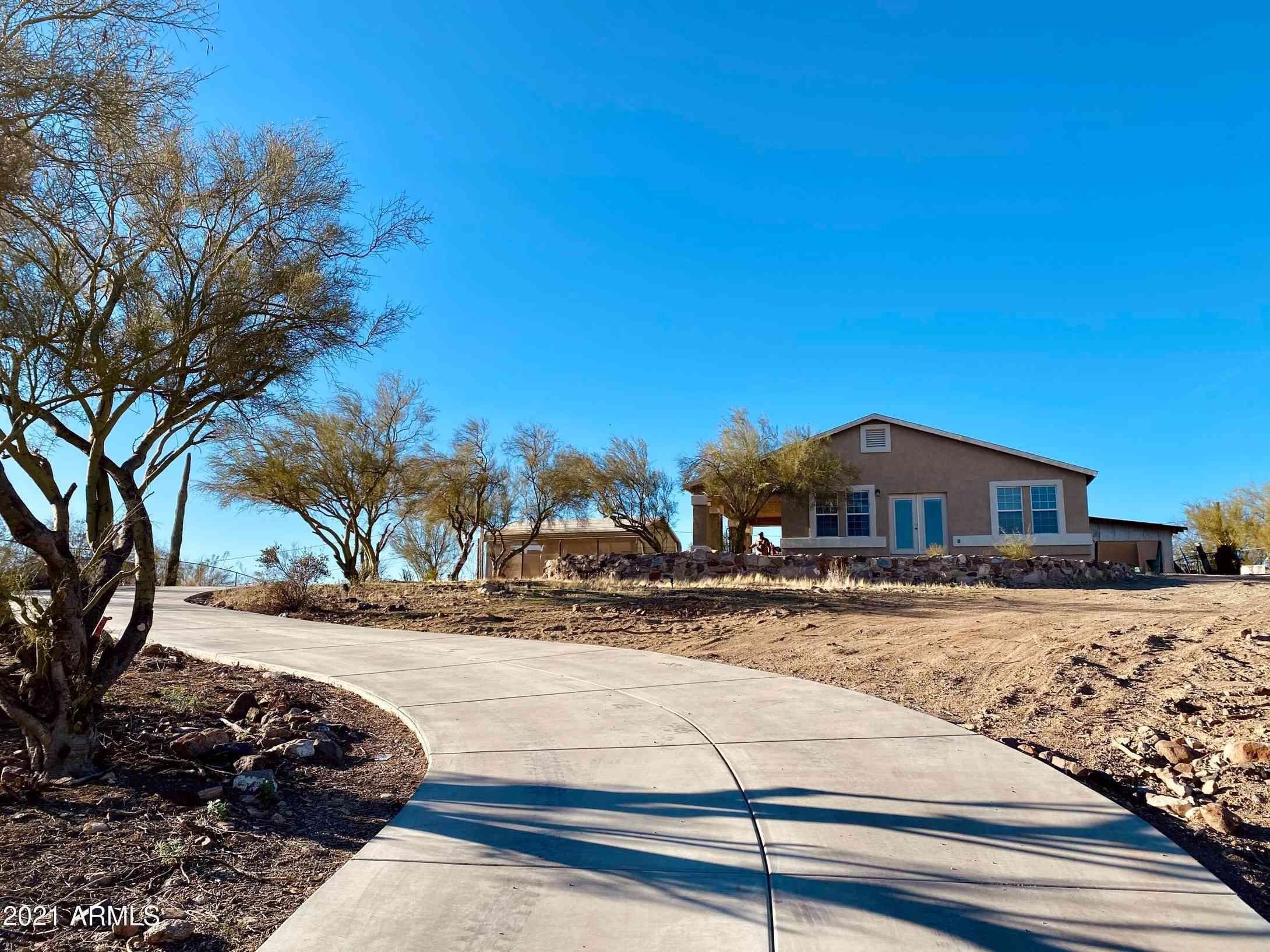 59810 E BIDEGAIN Place, Kearny, AZ, 85137,
