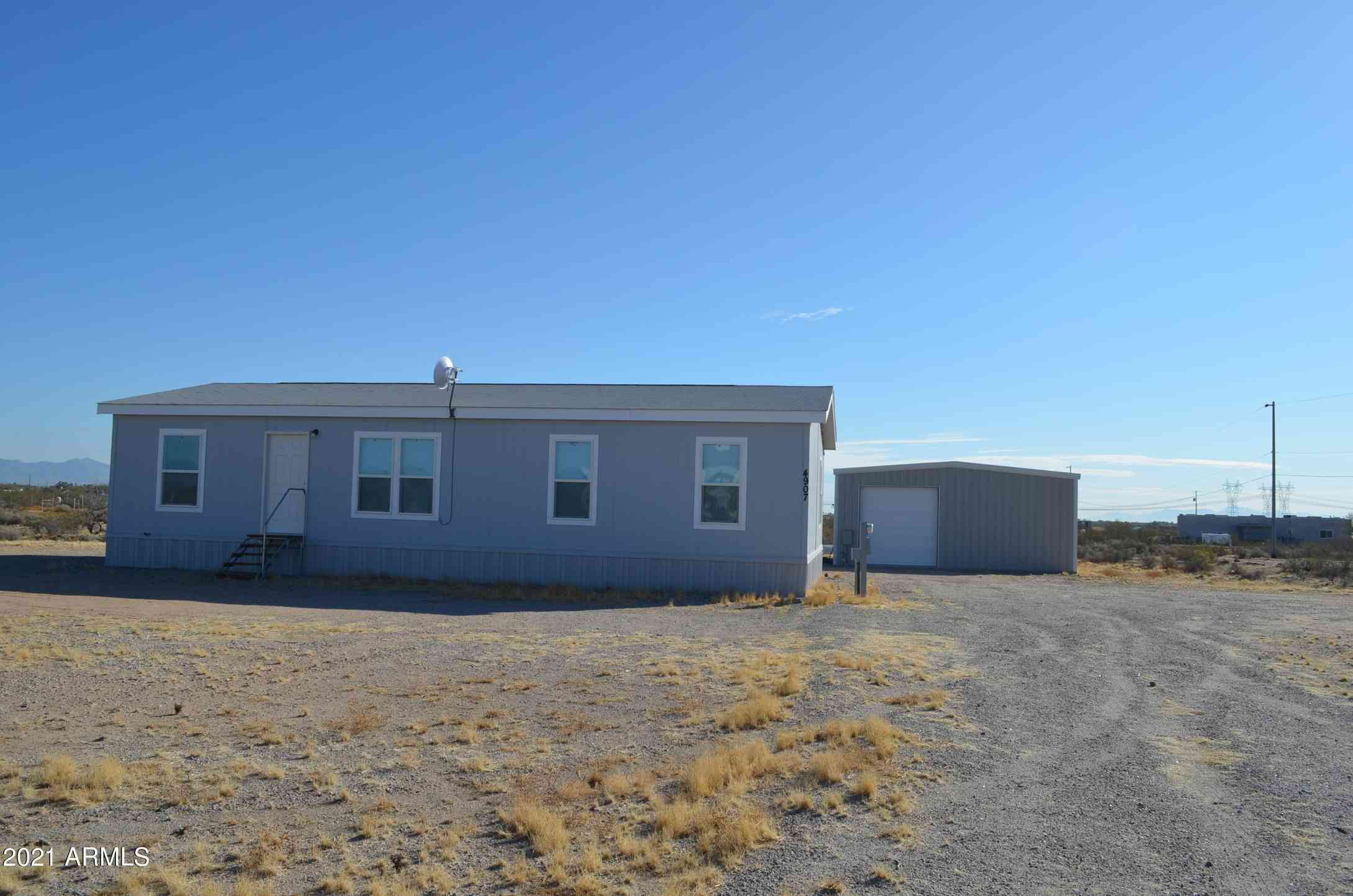 4907 S 352ND Drive, Tonopah, AZ, 85354,