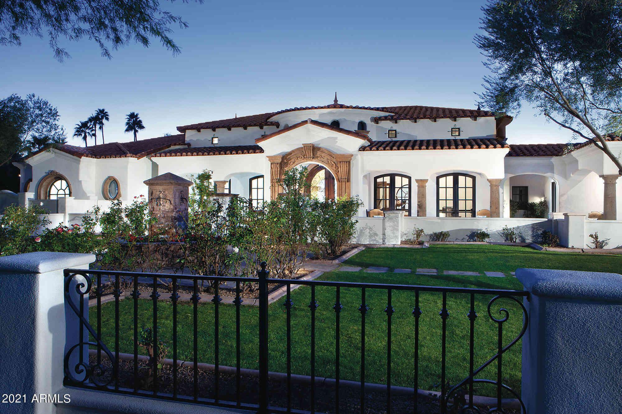 8620 N 52ND Street, Paradise Valley, AZ, 85253,