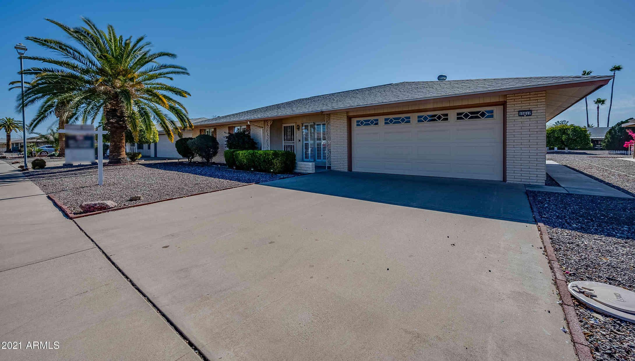15617 N NICKLAUS Lane, Sun City, AZ, 85351,