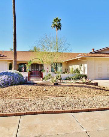 12927 W PAINTBRUSH Drive Sun City West, AZ, 85375