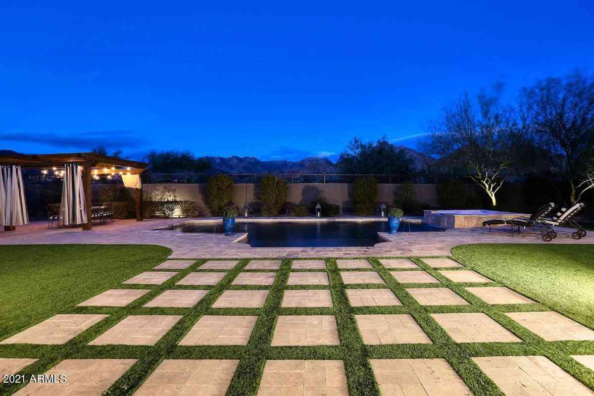 9978 E Desert Beauty Drive, Scottsdale, AZ, 85255,