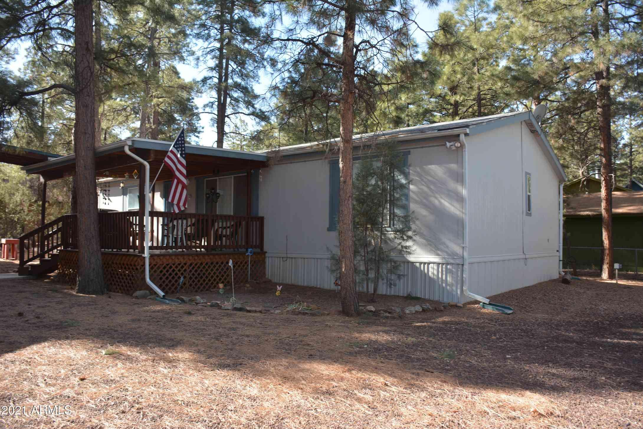 2141 S WOODS Drive, Overgaard, AZ, 85933,