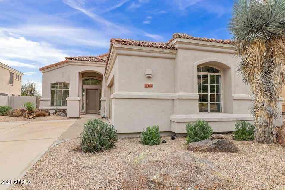 11567 E Desert Willow Drive, Scottsdale, AZ, 85255,