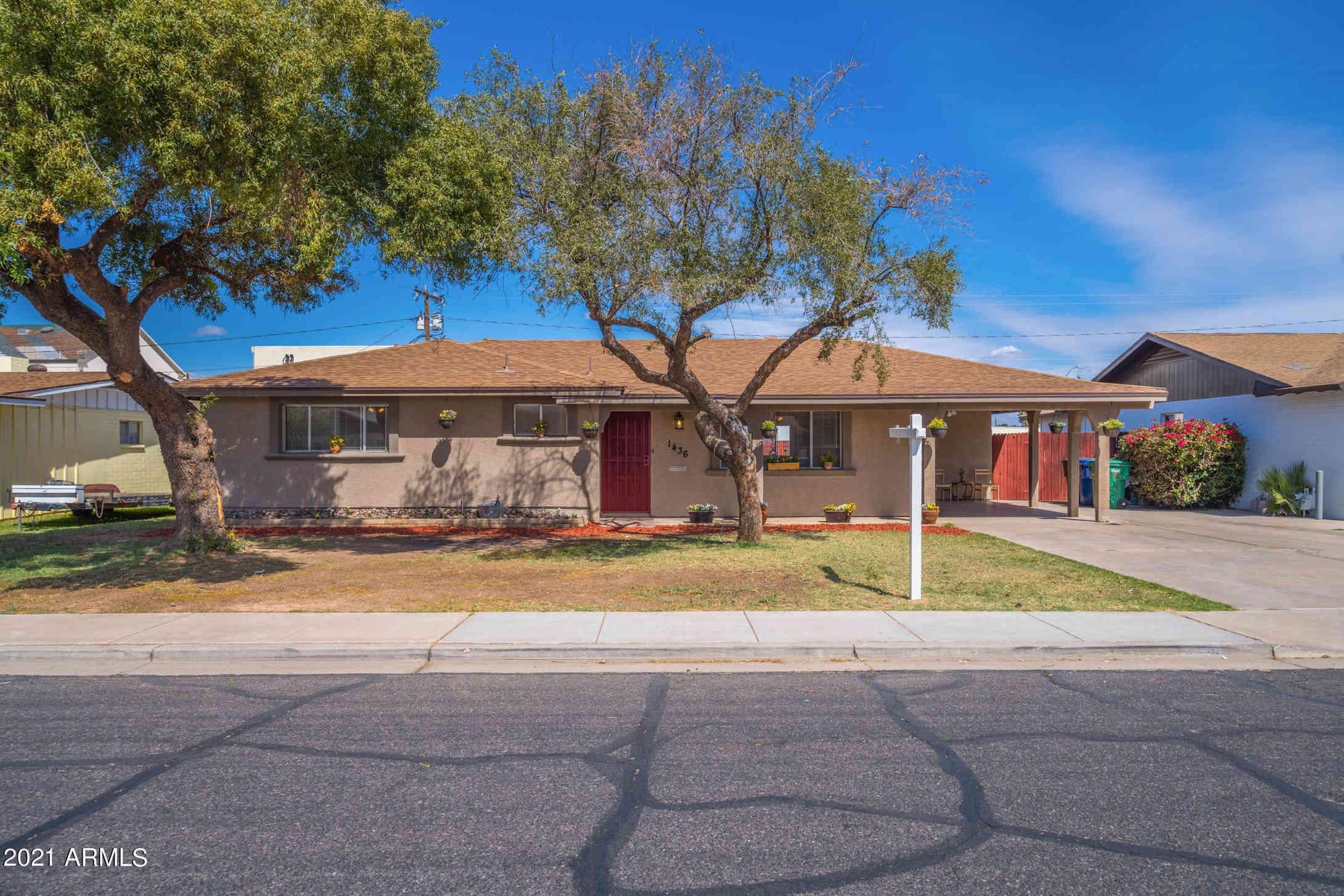 1436 E 3RD Place, Mesa, AZ, 85203,