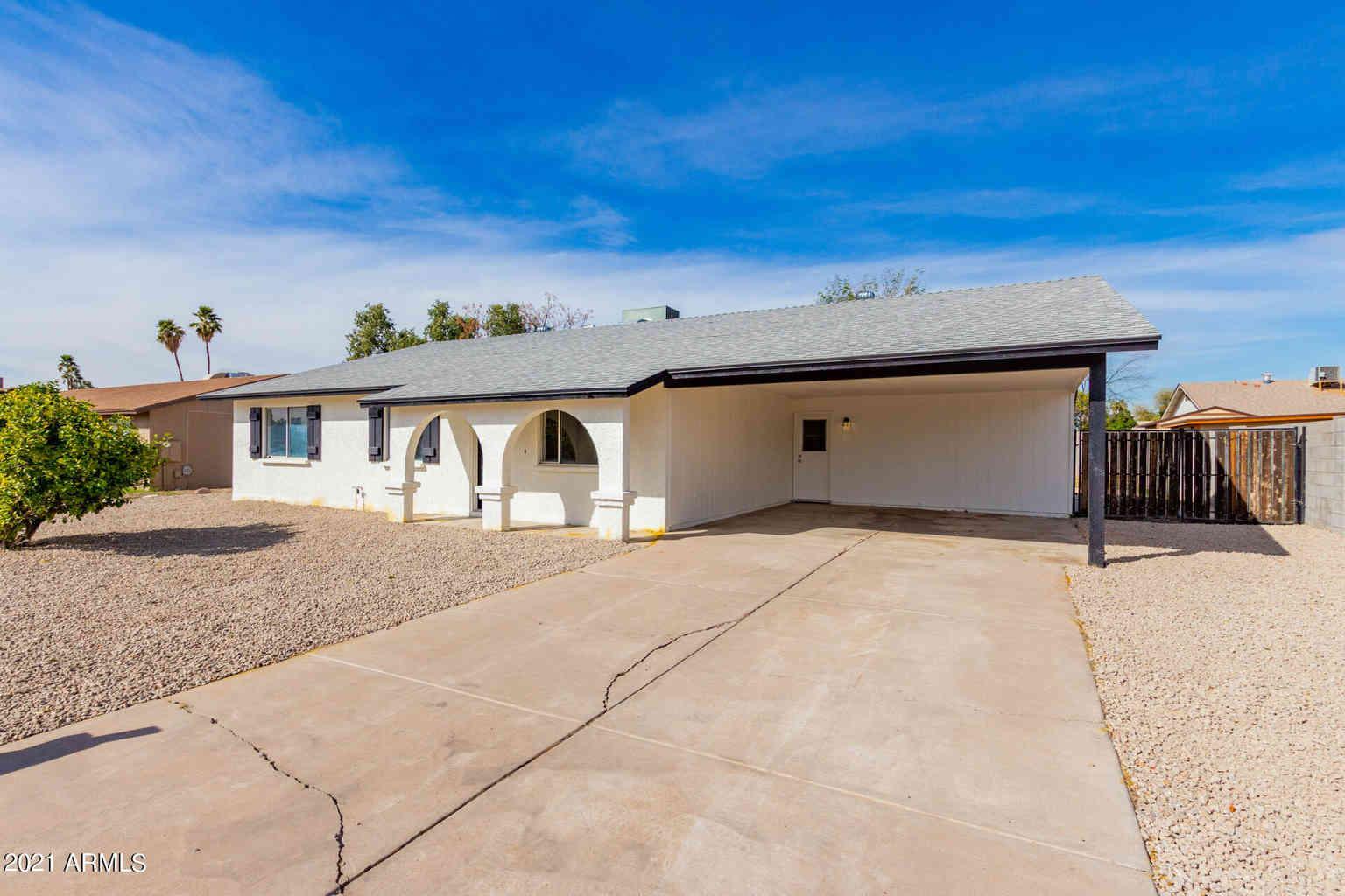 4102 W CHOLLA Street, Phoenix, AZ, 85029,