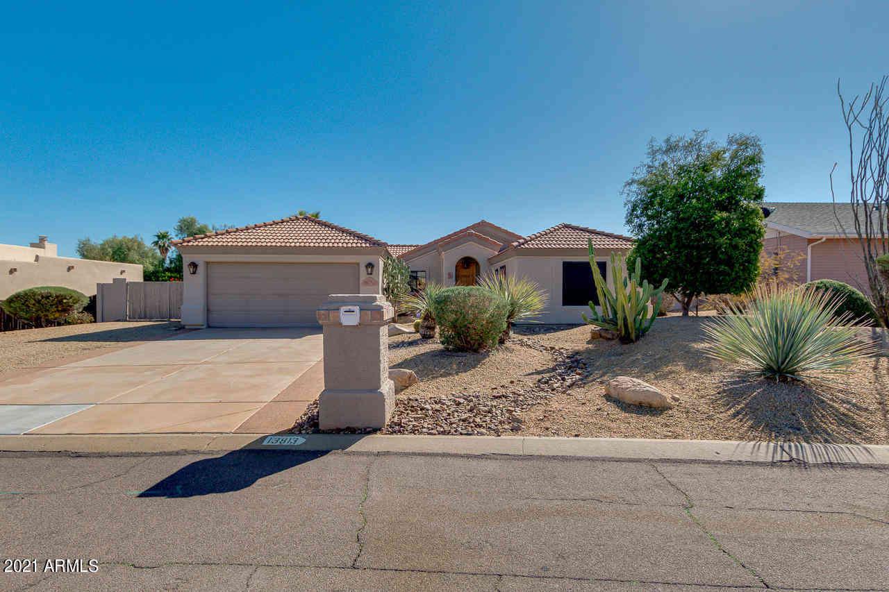 13813 N Wendover Drive, Fountain Hills, AZ, 85268,