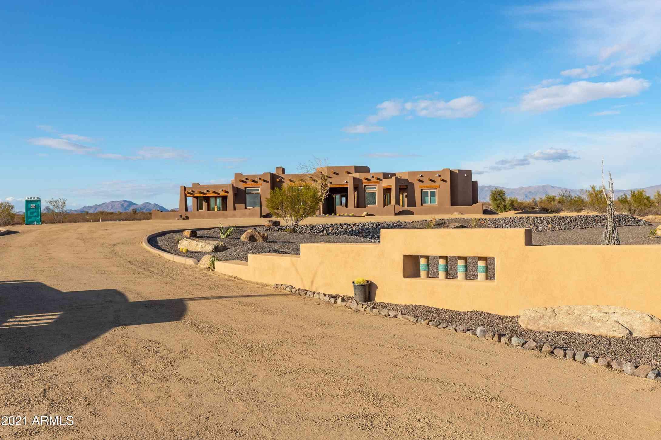 22275 W EL GRANDE Trail, Wickenburg, AZ, 85390,