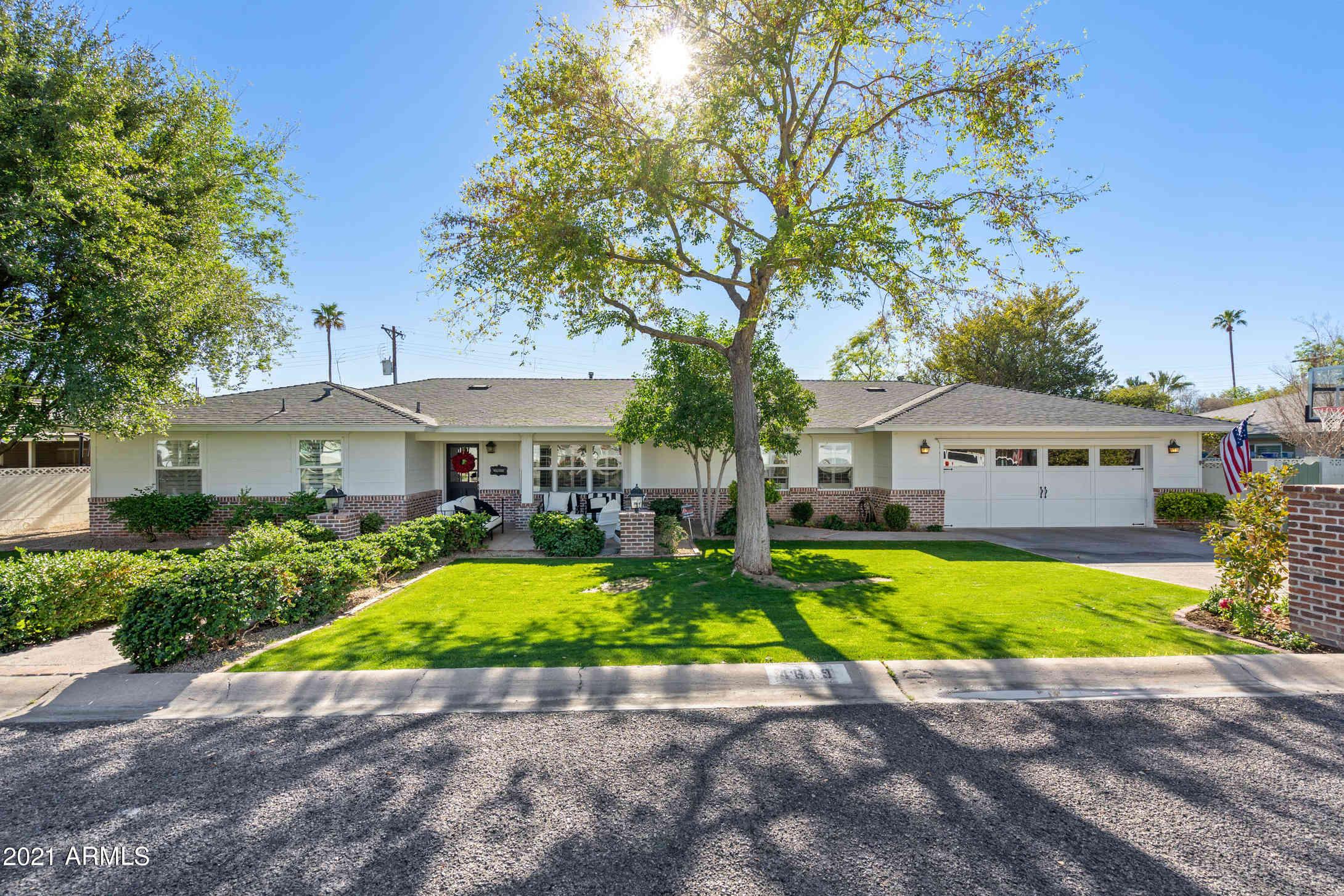 4619 E CALLE VENTURA --, Phoenix, AZ, 85018,