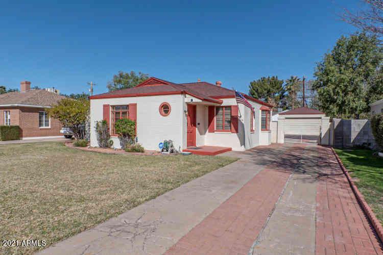 516 W LEWIS Avenue, Phoenix, AZ, 85003,