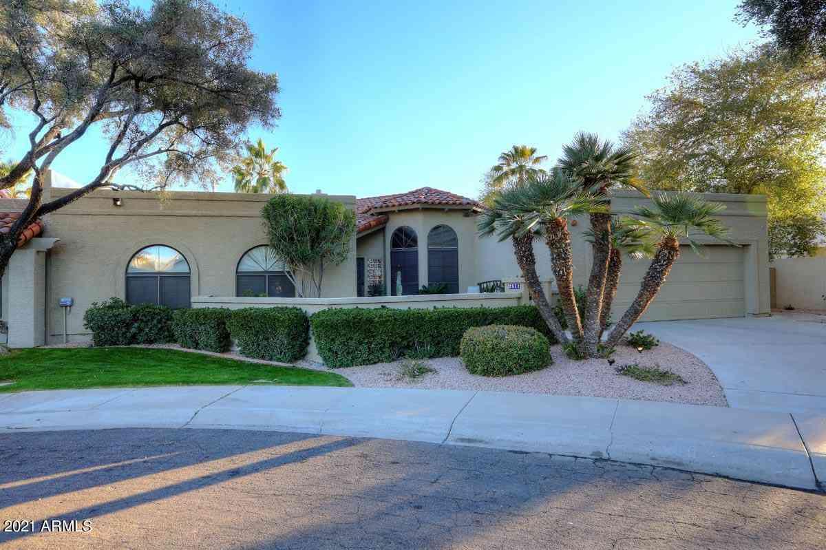 7511 E BECKER Lane, Scottsdale, AZ, 85260,
