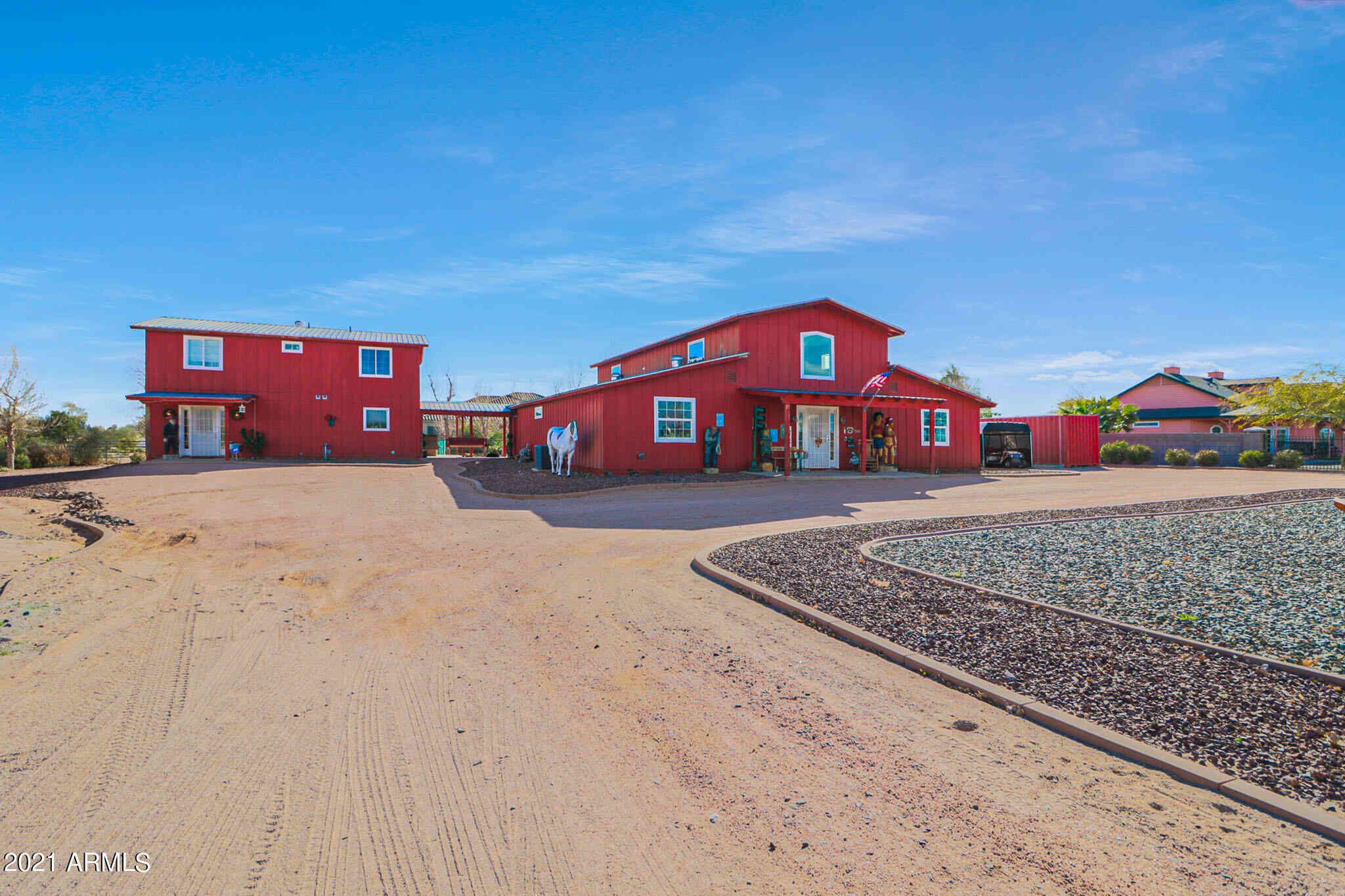 21403 W CLOUD Road, Wittmann, AZ, 85361,