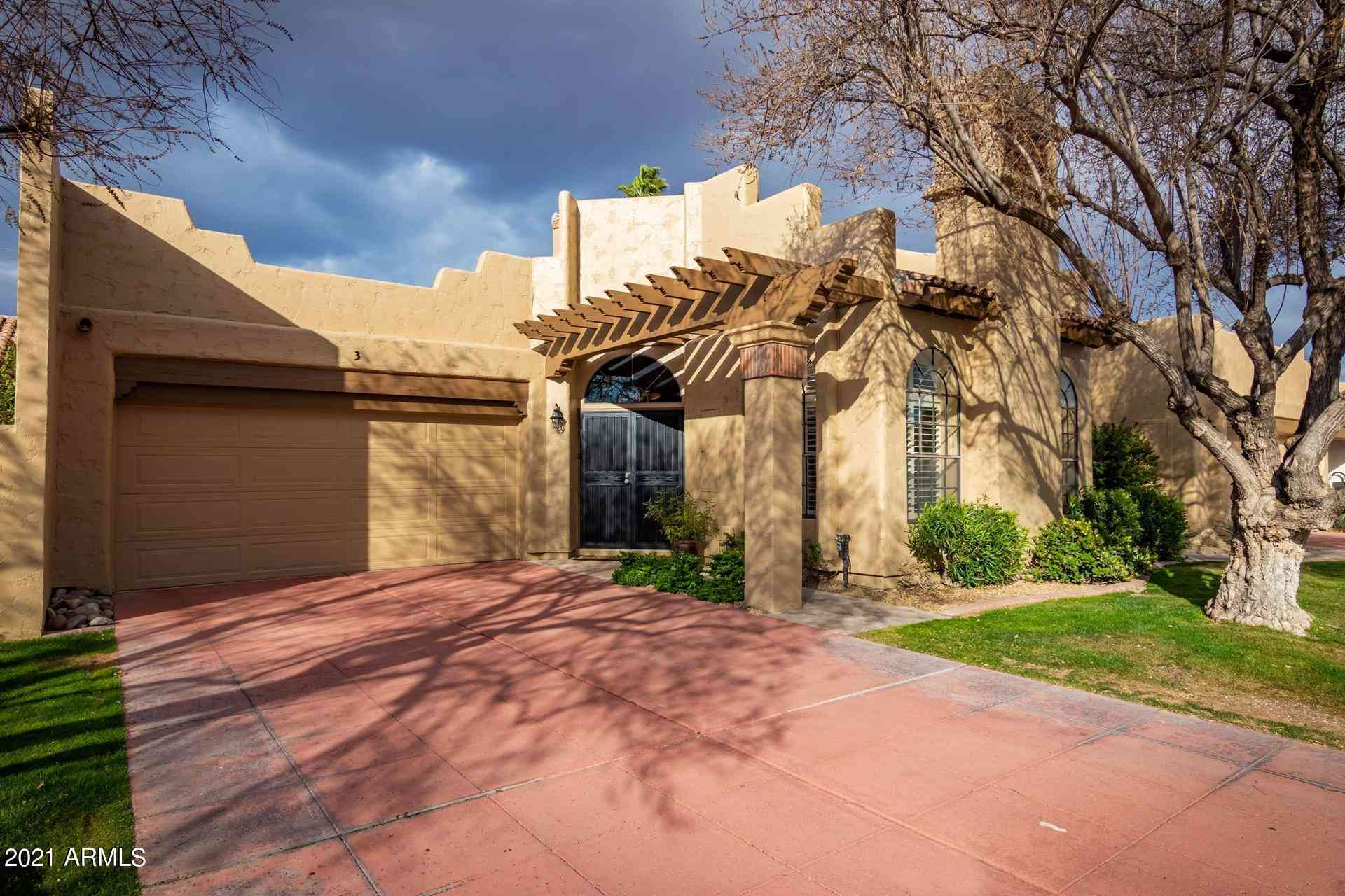 7955 E CHAPARRAL Road #3, Scottsdale, AZ, 85250,