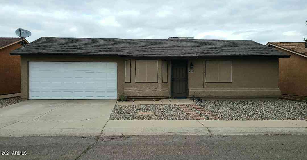6332 W SONORA Street, Phoenix, AZ, 85043,