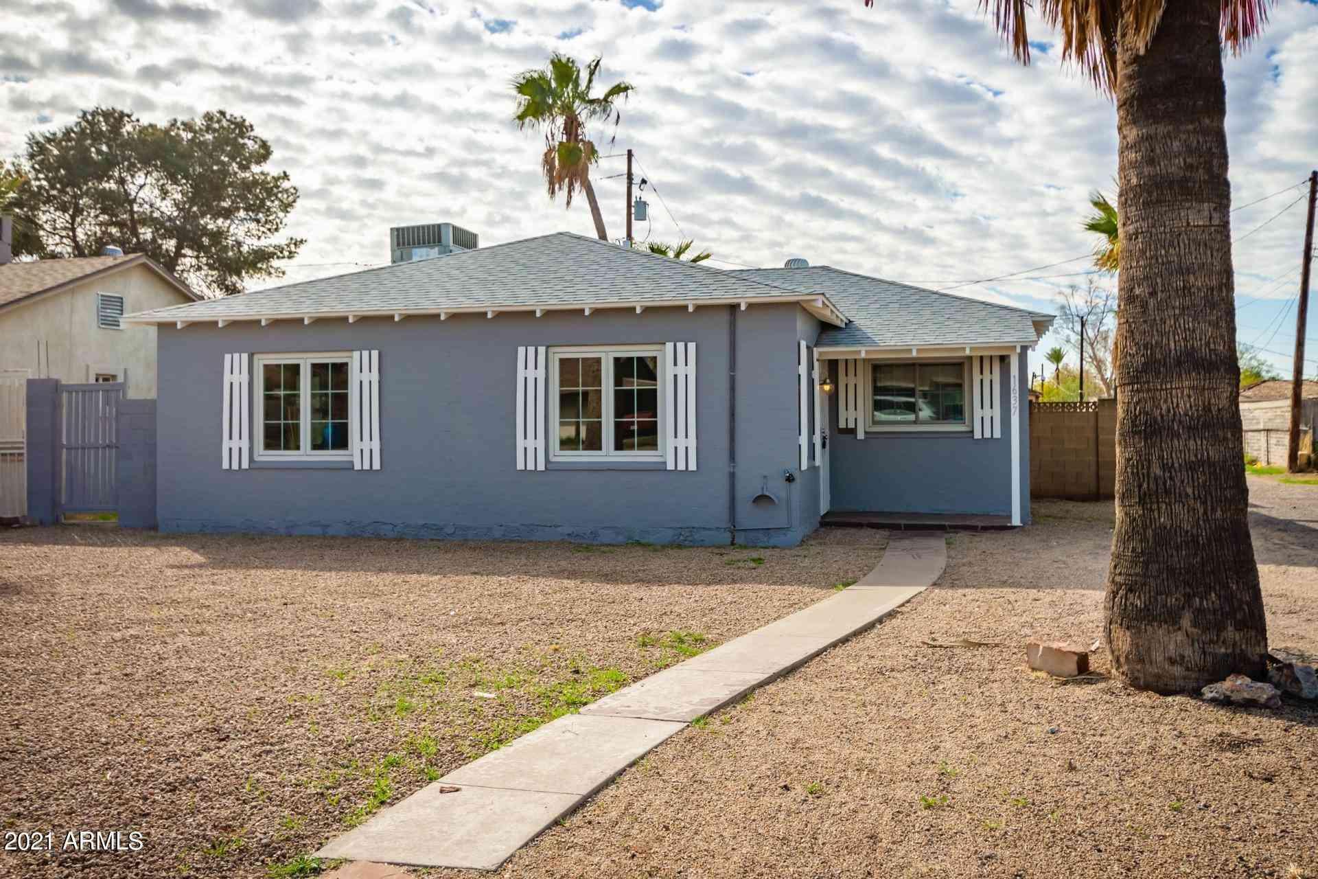 1637 E GRANADA Road, Phoenix, AZ, 85006,