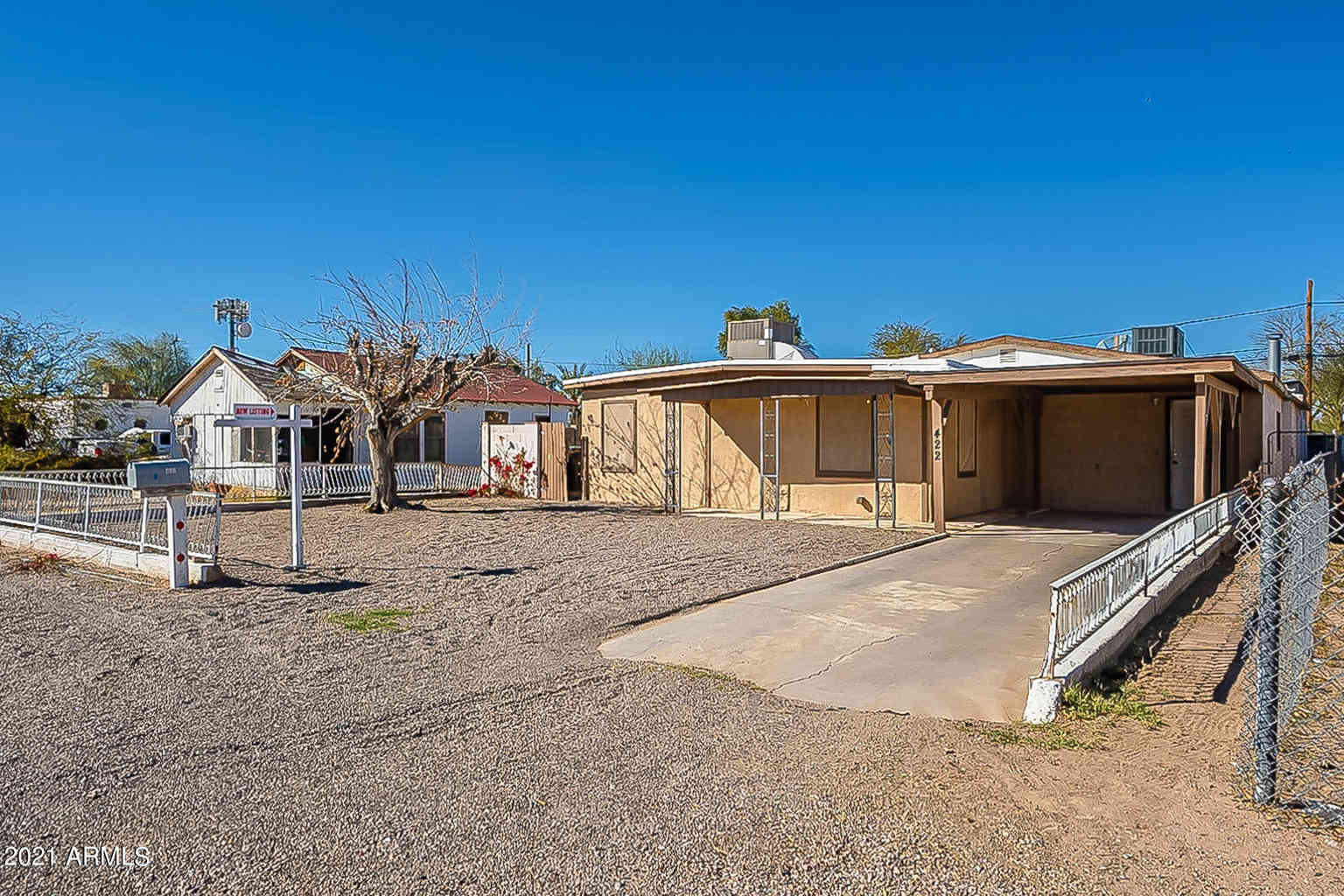 422 W KENNEDY Avenue, Coolidge, AZ, 85128,
