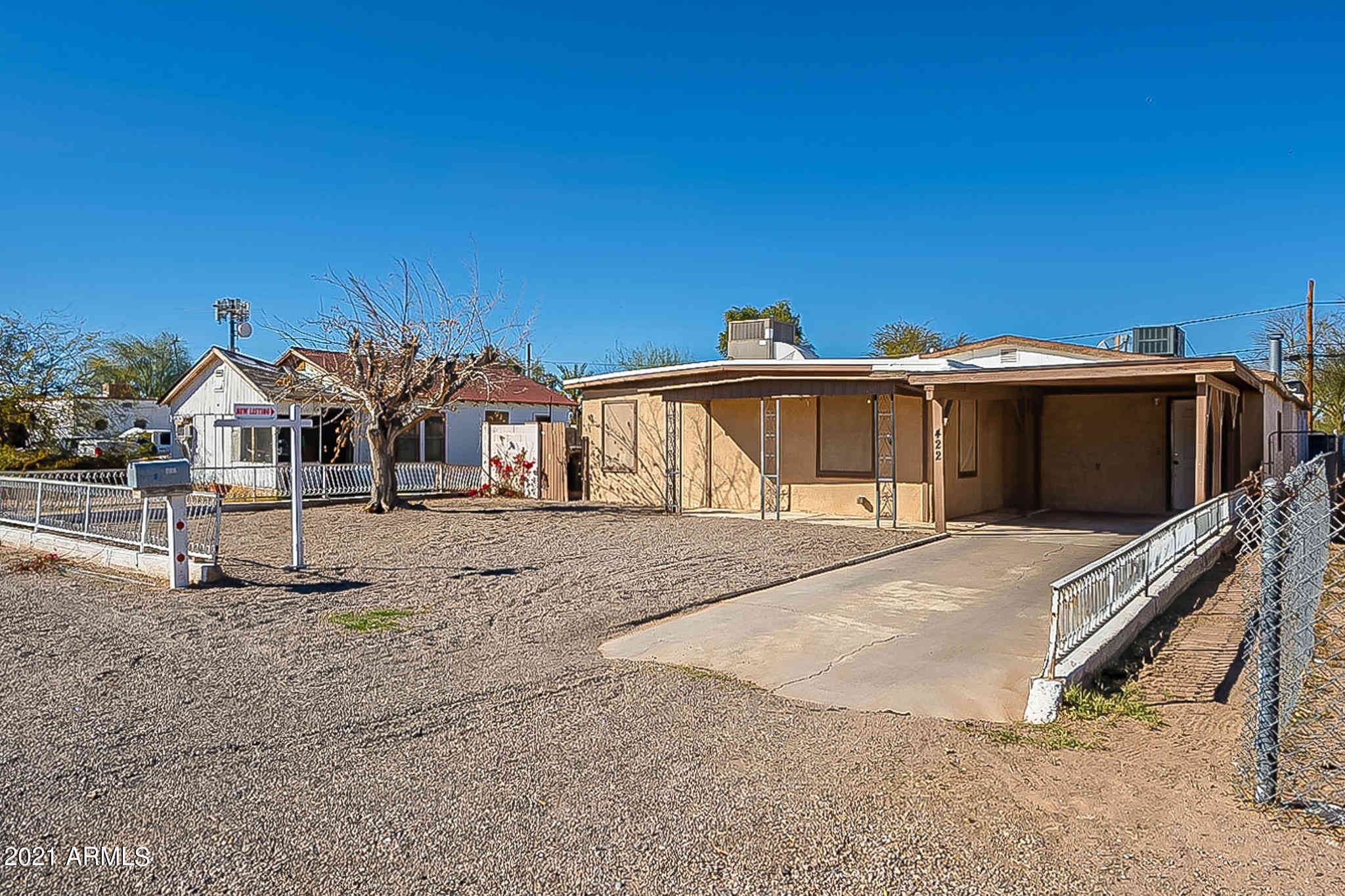 422 W KENNEDY Avenue, Coolidge, AZ, 85128,