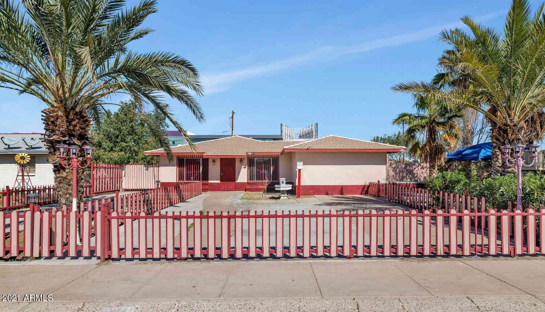 2606 W MARIPOSA Street, Phoenix, AZ, 85017,